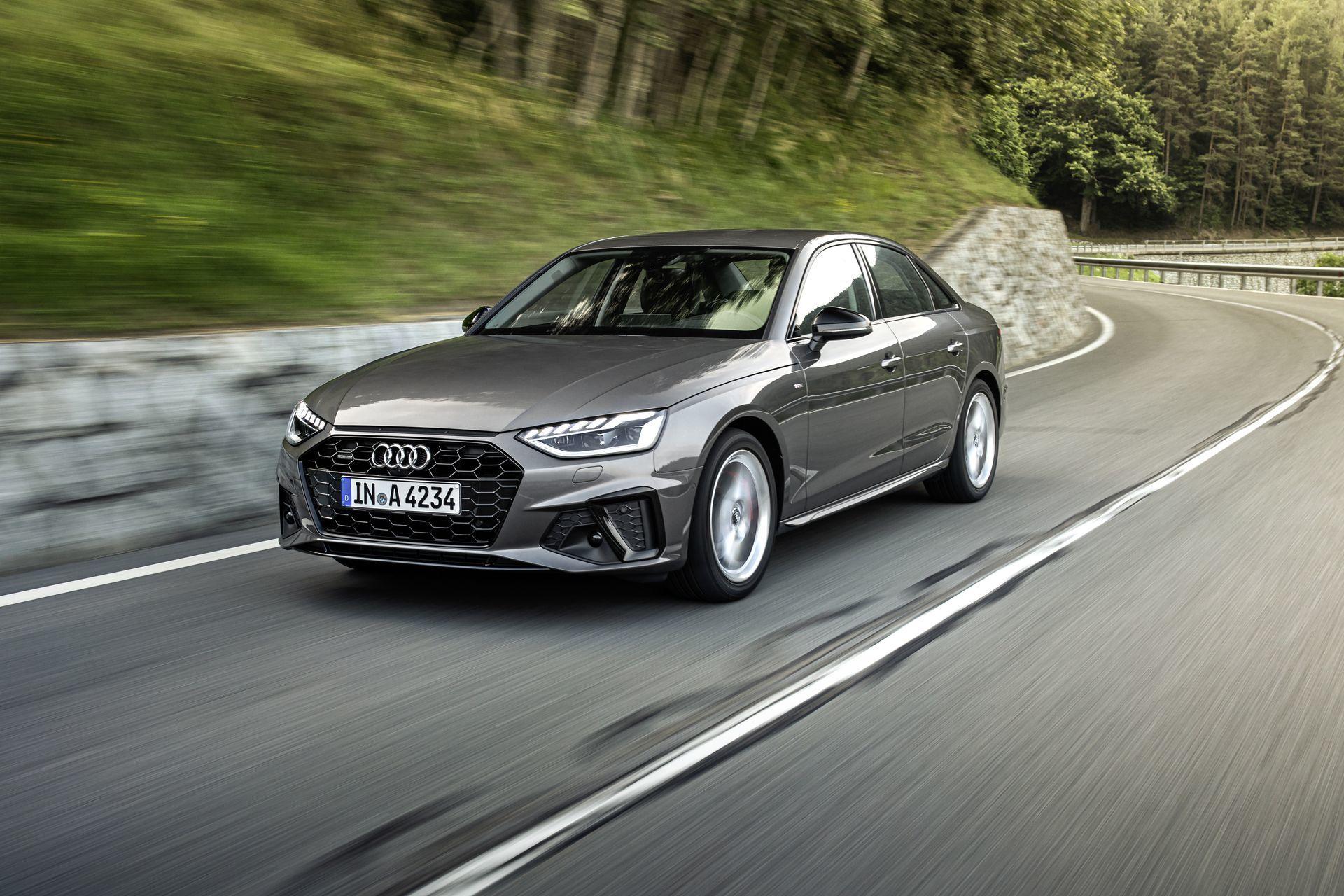Prueba Audi A4 2019 14