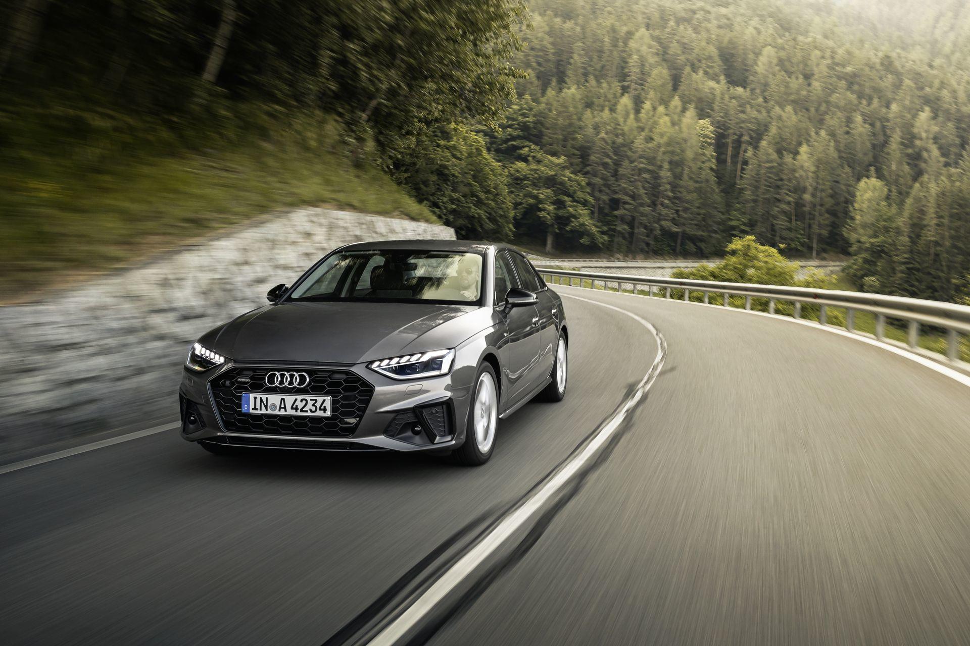 Prueba Audi A4 2019 15