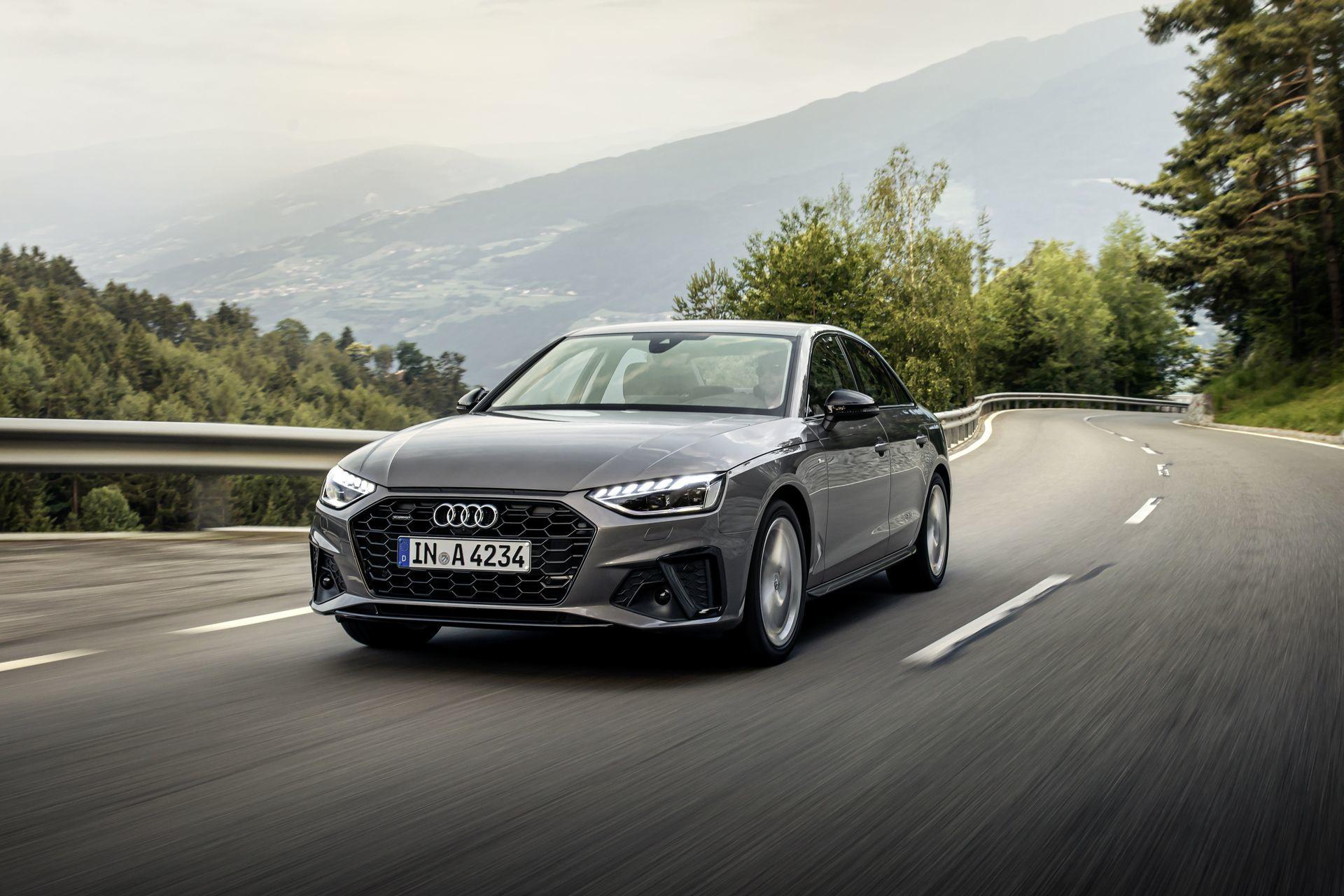 Prueba Audi A4 2019 17