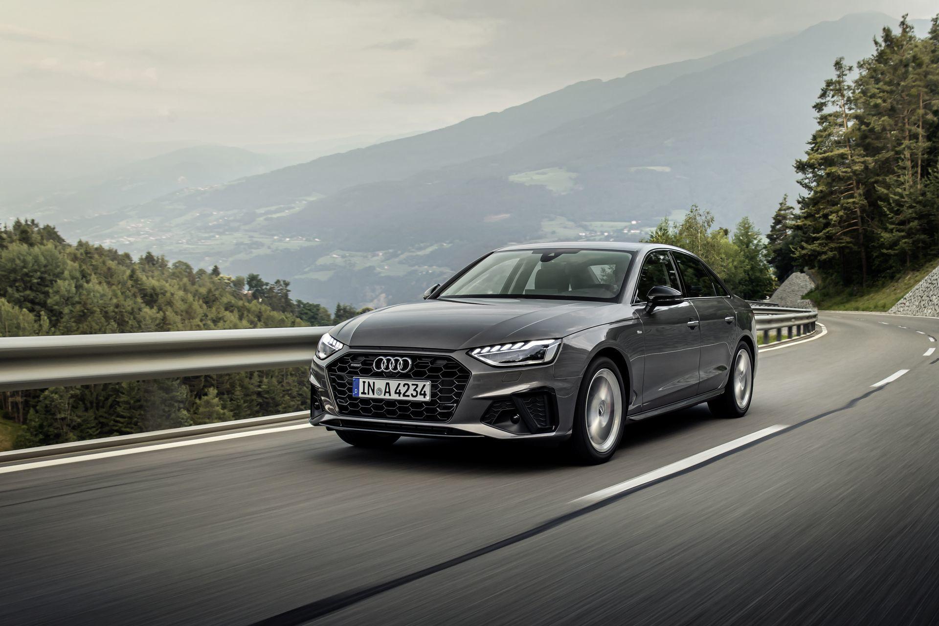 Prueba Audi A4 2019 18