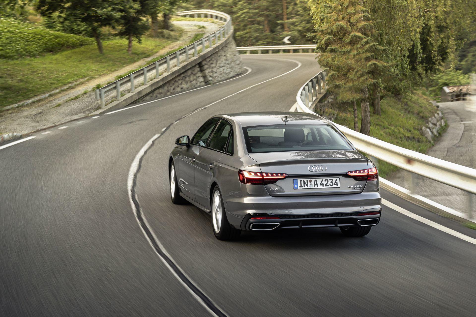 Prueba Audi A4 2019 19