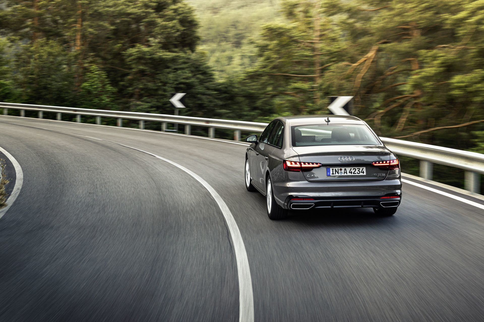 Prueba Audi A4 2019 21
