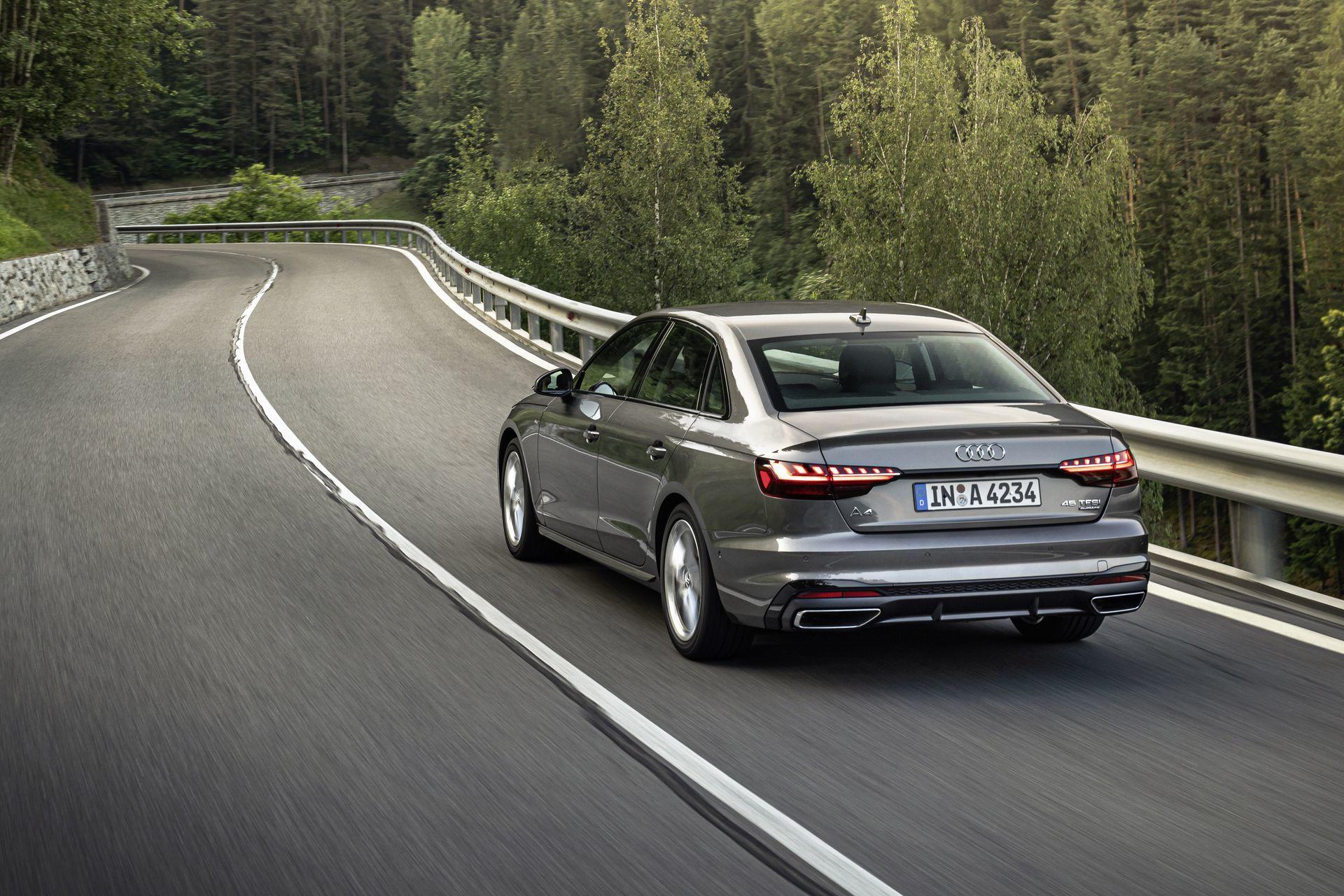 Prueba Audi A4 2019 22