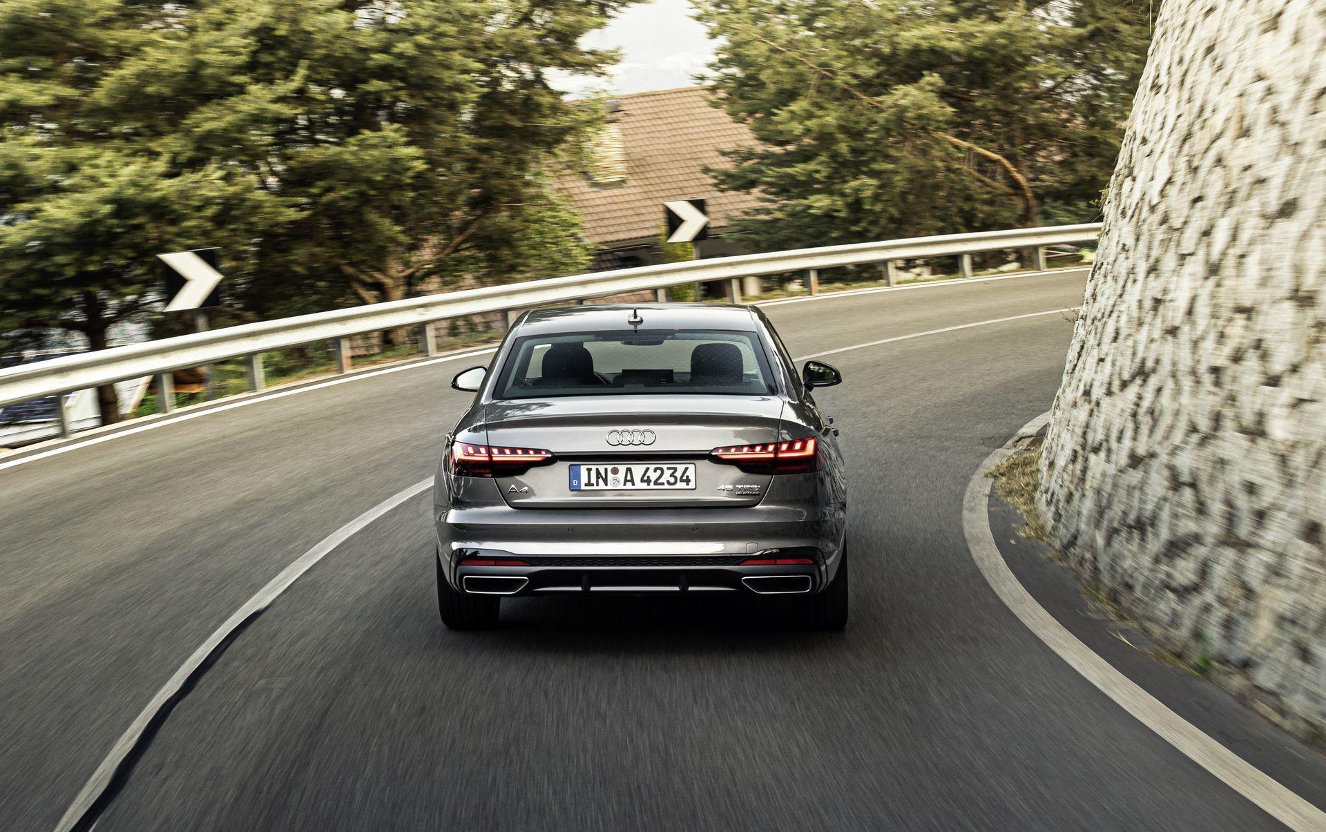 Prueba Audi A4 2019 24