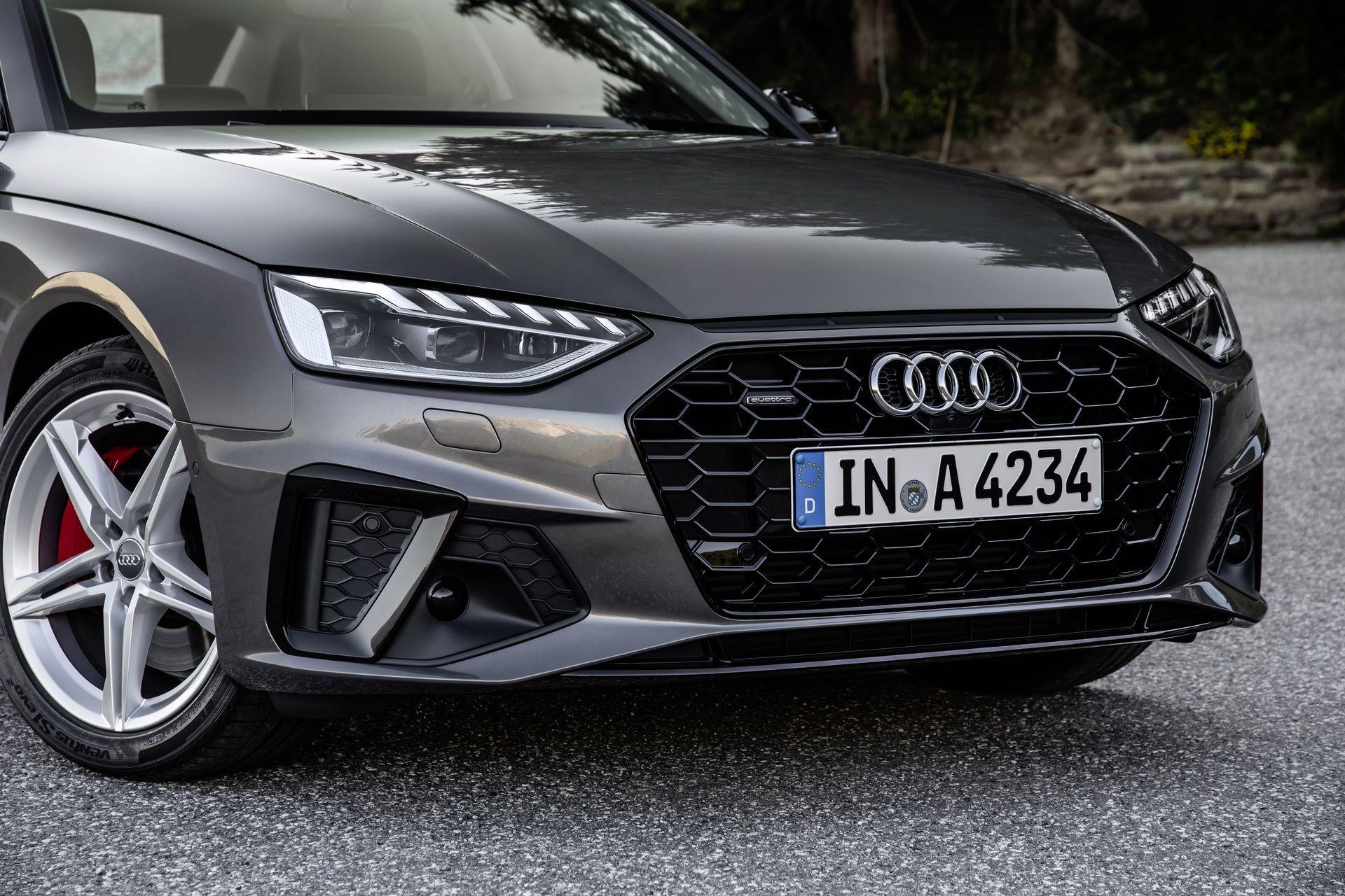 Prueba Audi A4 2019 26