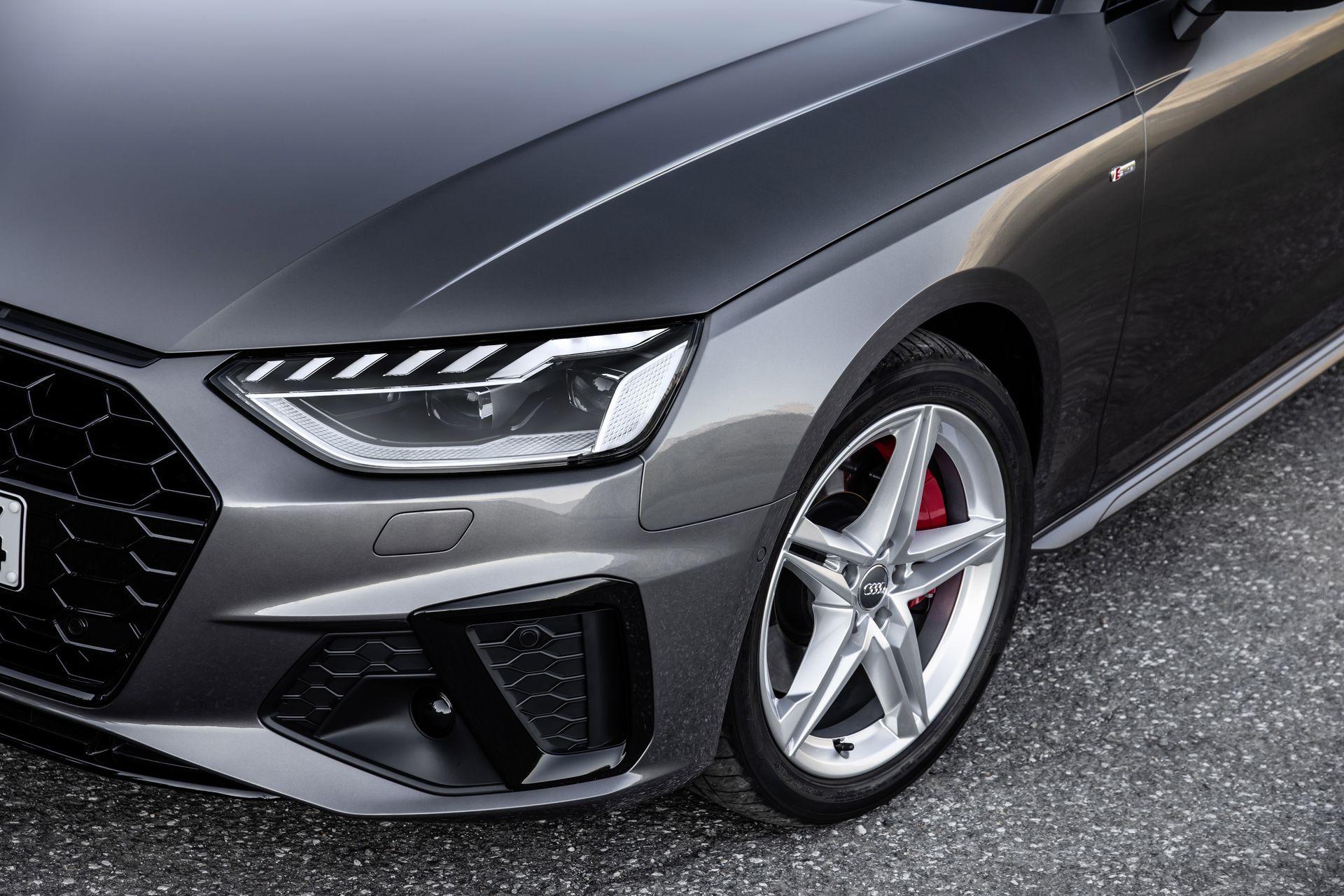 Prueba Audi A4 2019 28