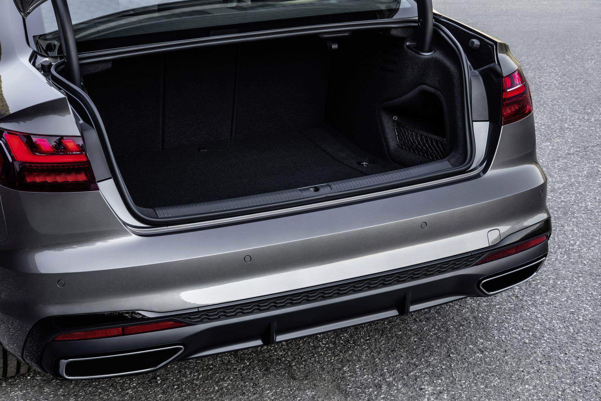 Prueba Audi A4 2019 29