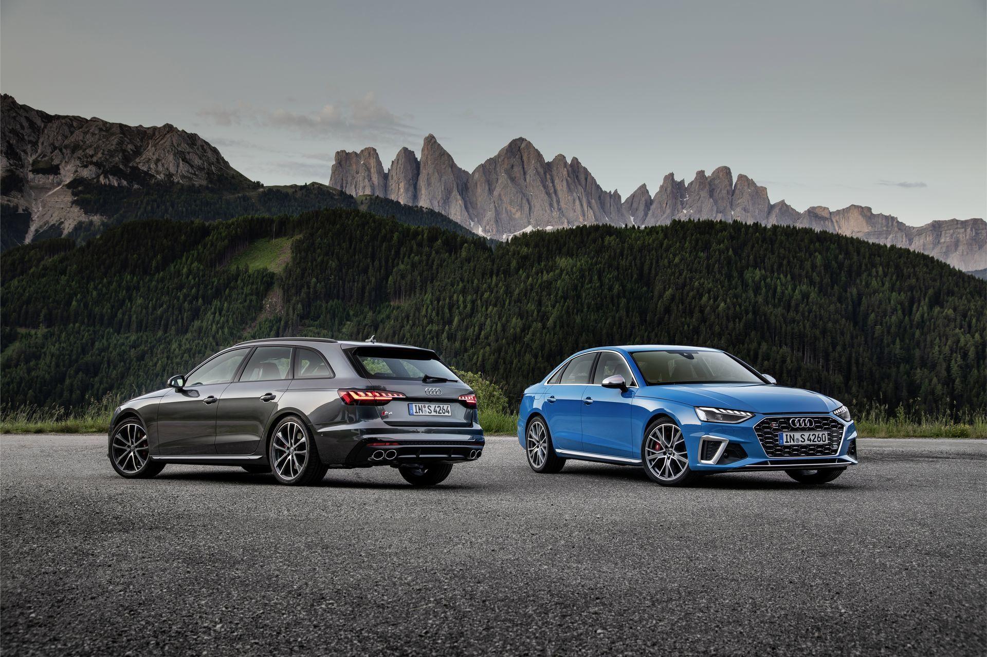Prueba Audi A4 2019 3