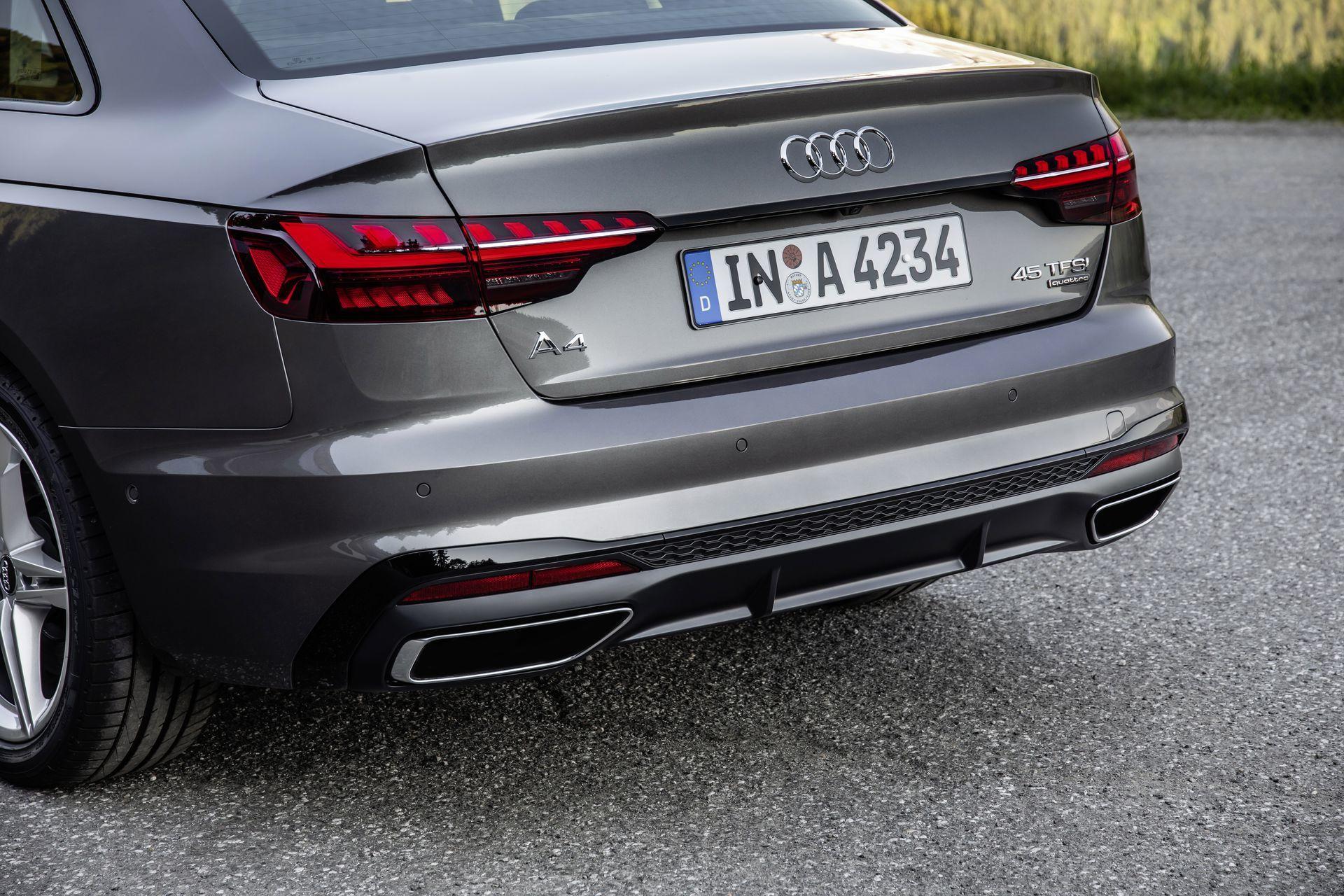 Prueba Audi A4 2019 30