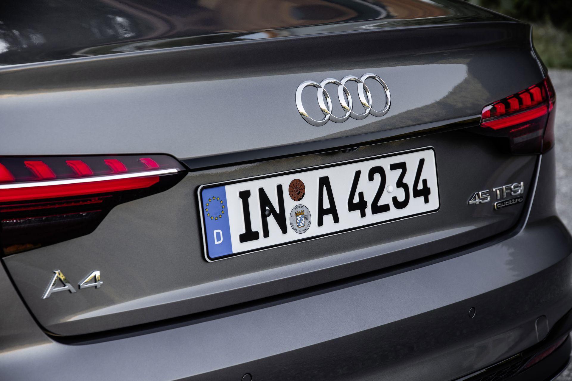 Prueba Audi A4 2019 32