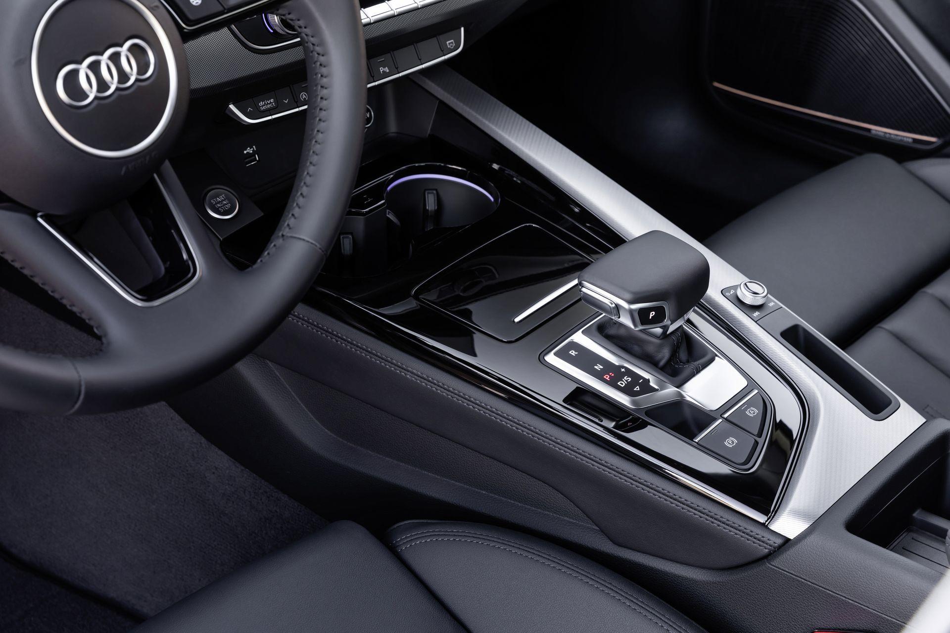 Prueba Audi A4 2019 33