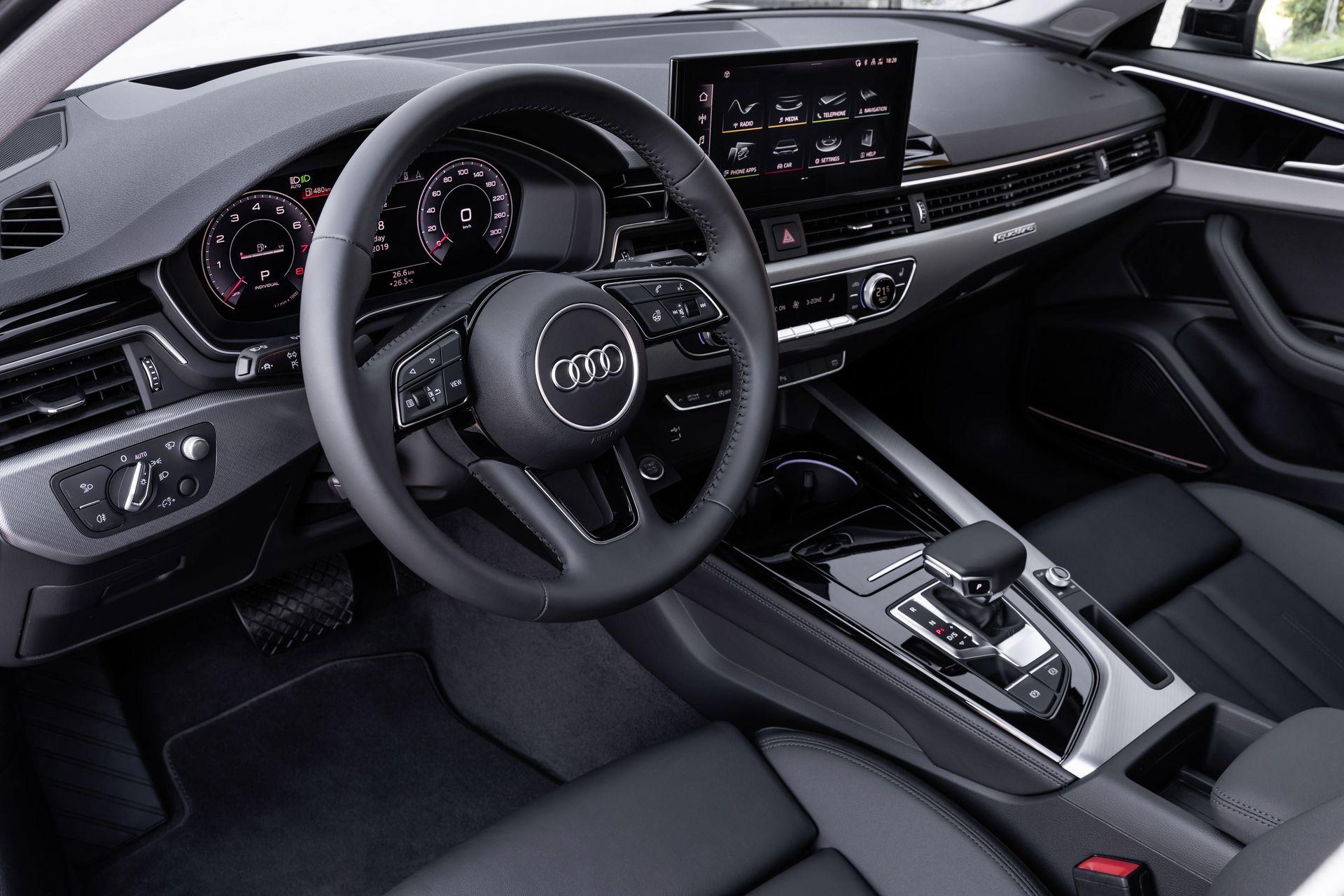 Prueba Audi A4 2019 34