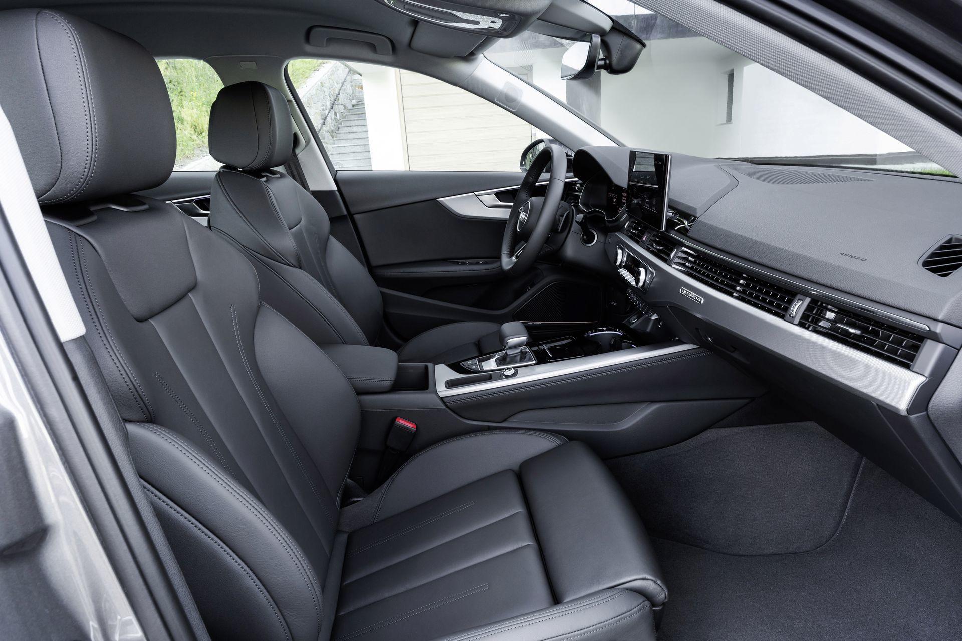 Prueba Audi A4 2019 38
