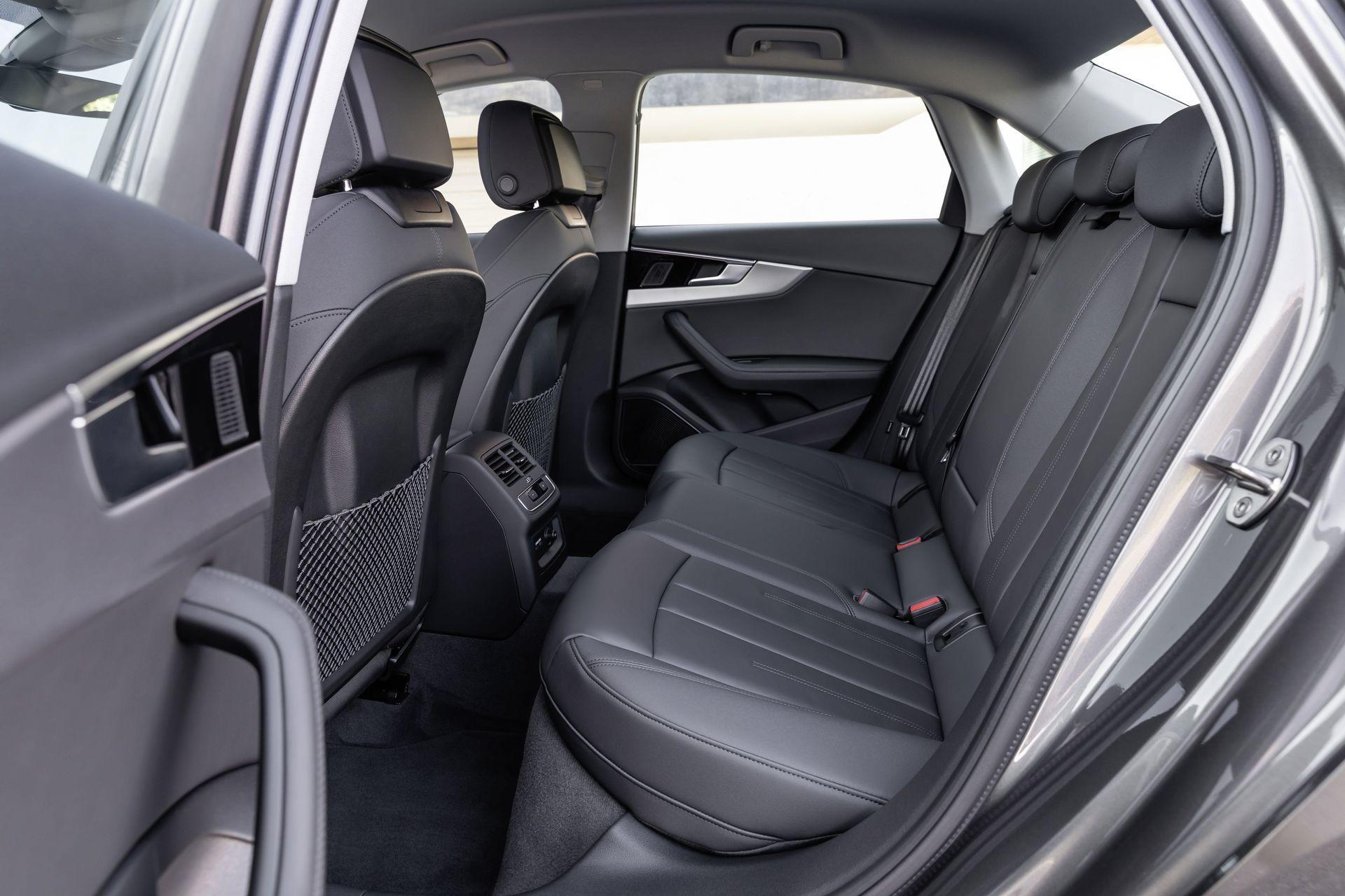 Prueba Audi A4 2019 39