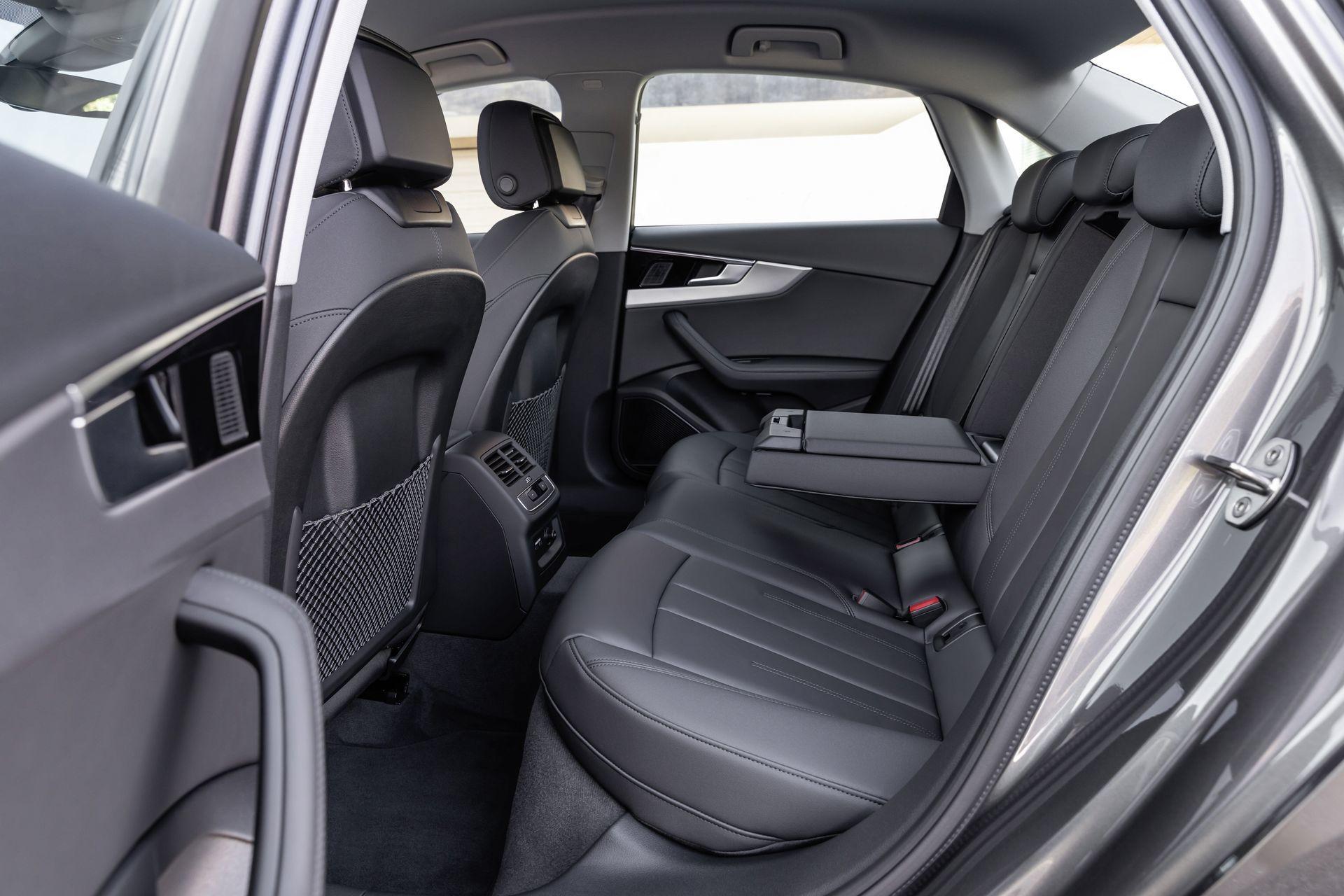 Prueba Audi A4 2019 40