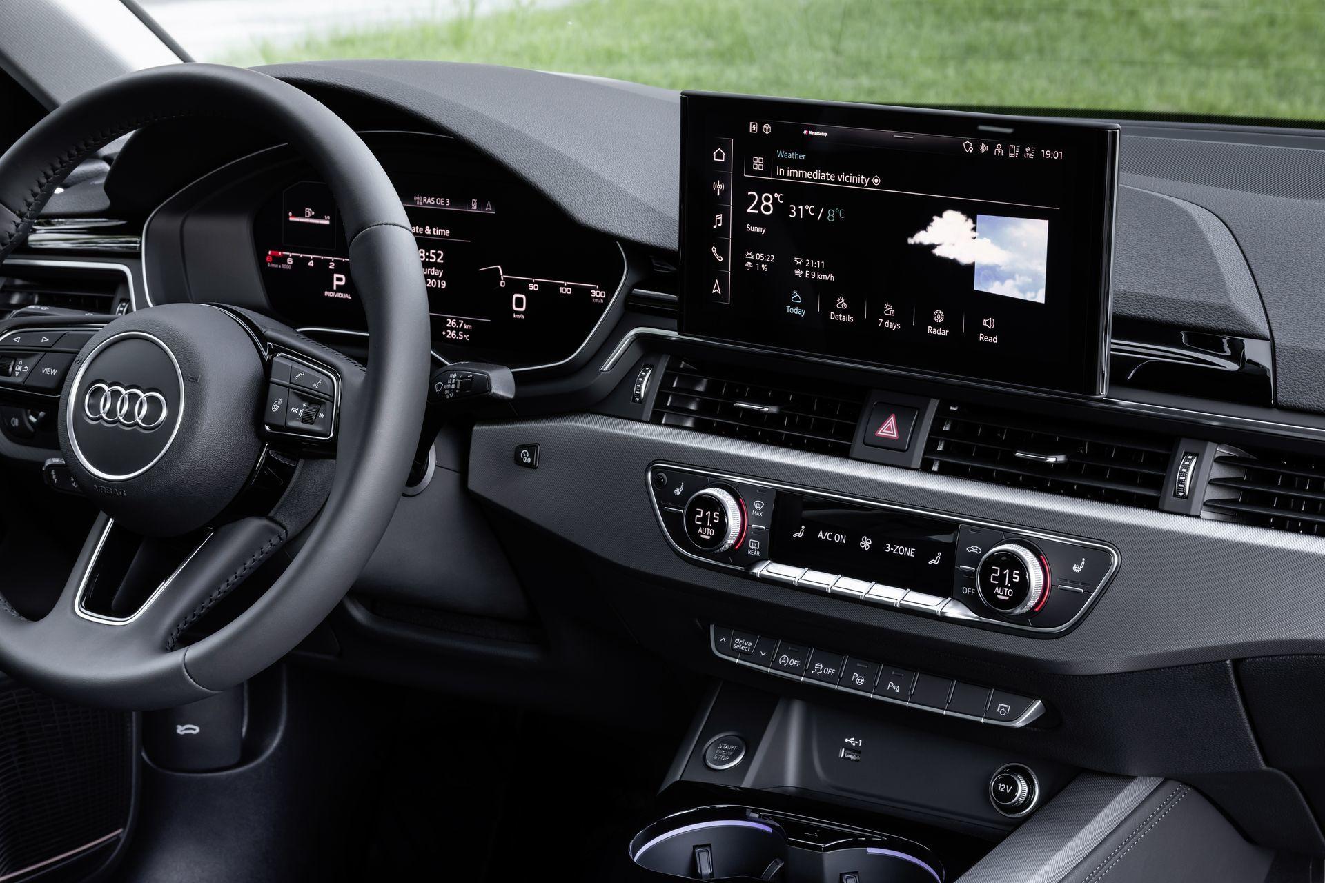 Prueba Audi A4 2019 43