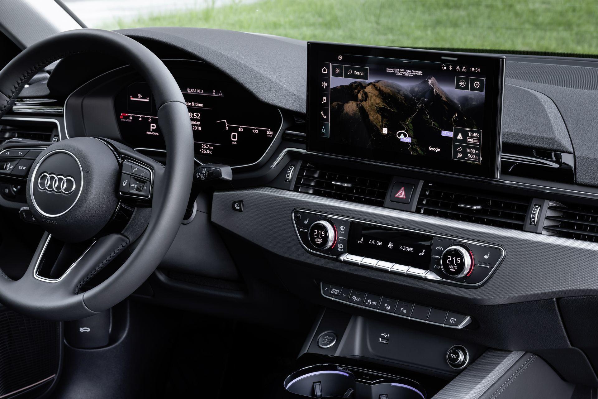 Prueba Audi A4 2019 46