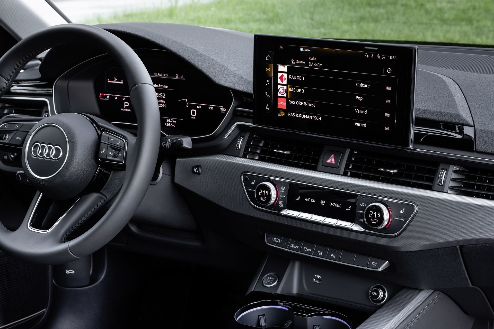 Prueba Audi A4 2019 49