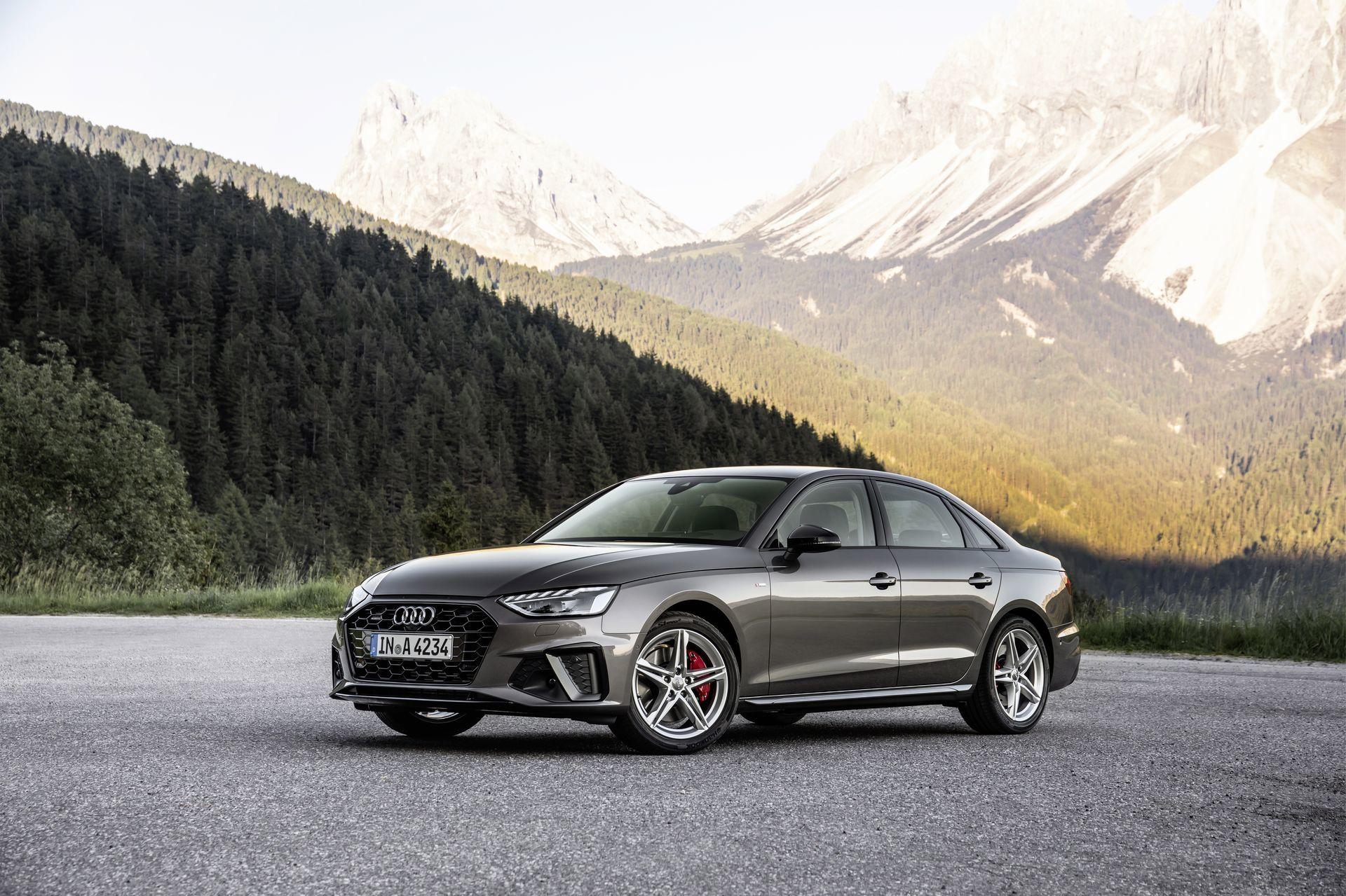 Prueba Audi A4 2019 5