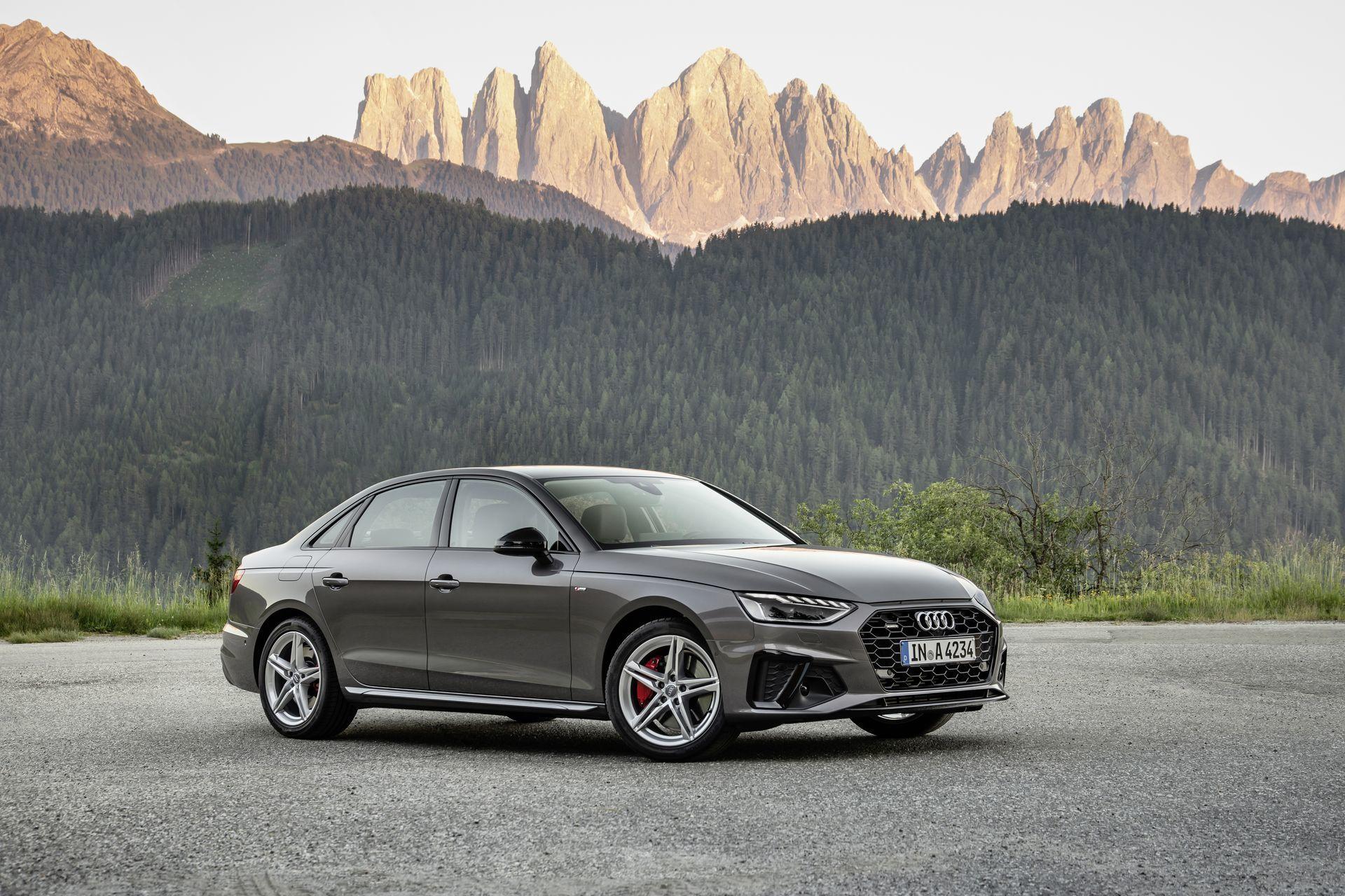 Prueba Audi A4 2019 6