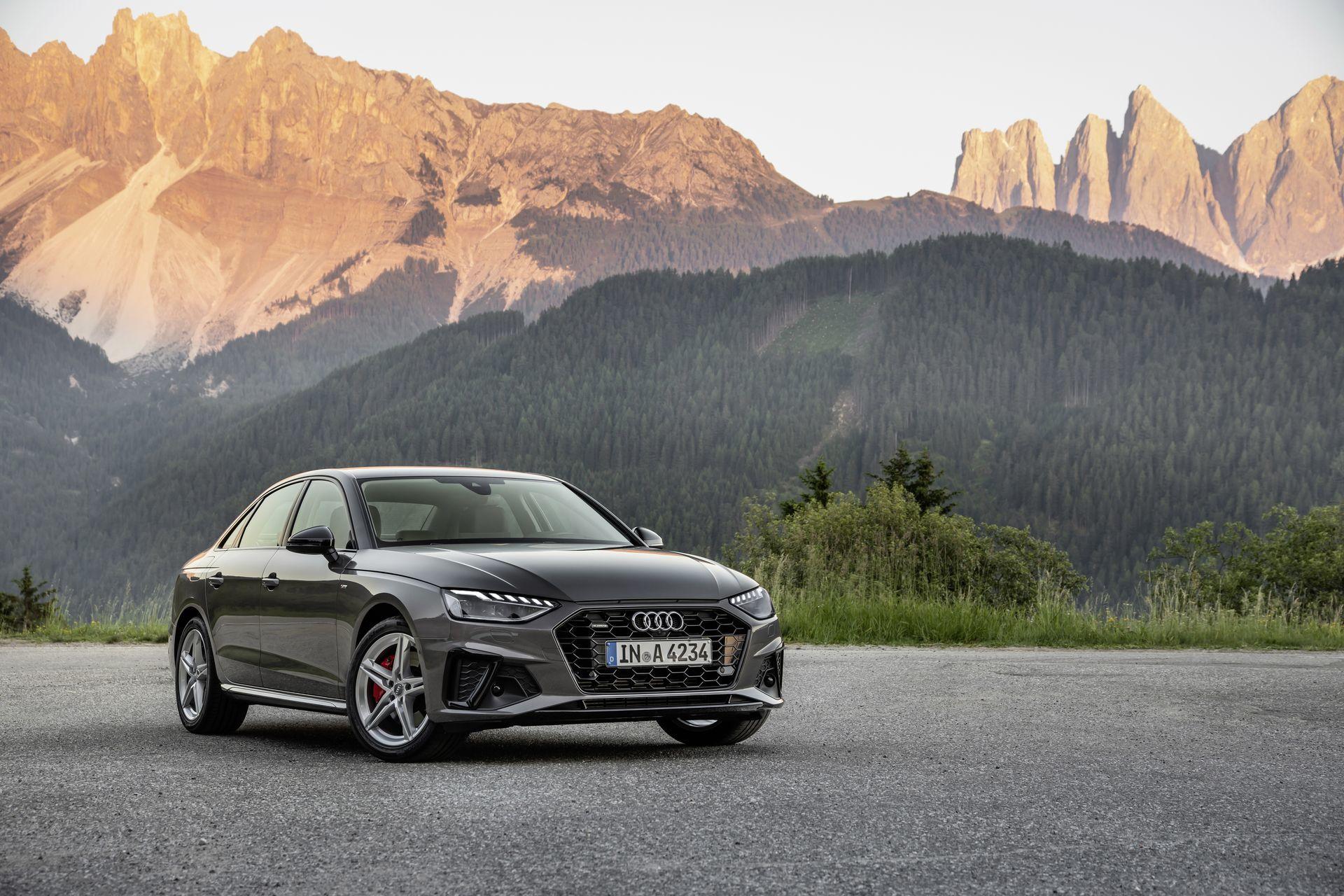 Prueba Audi A4 2019 7