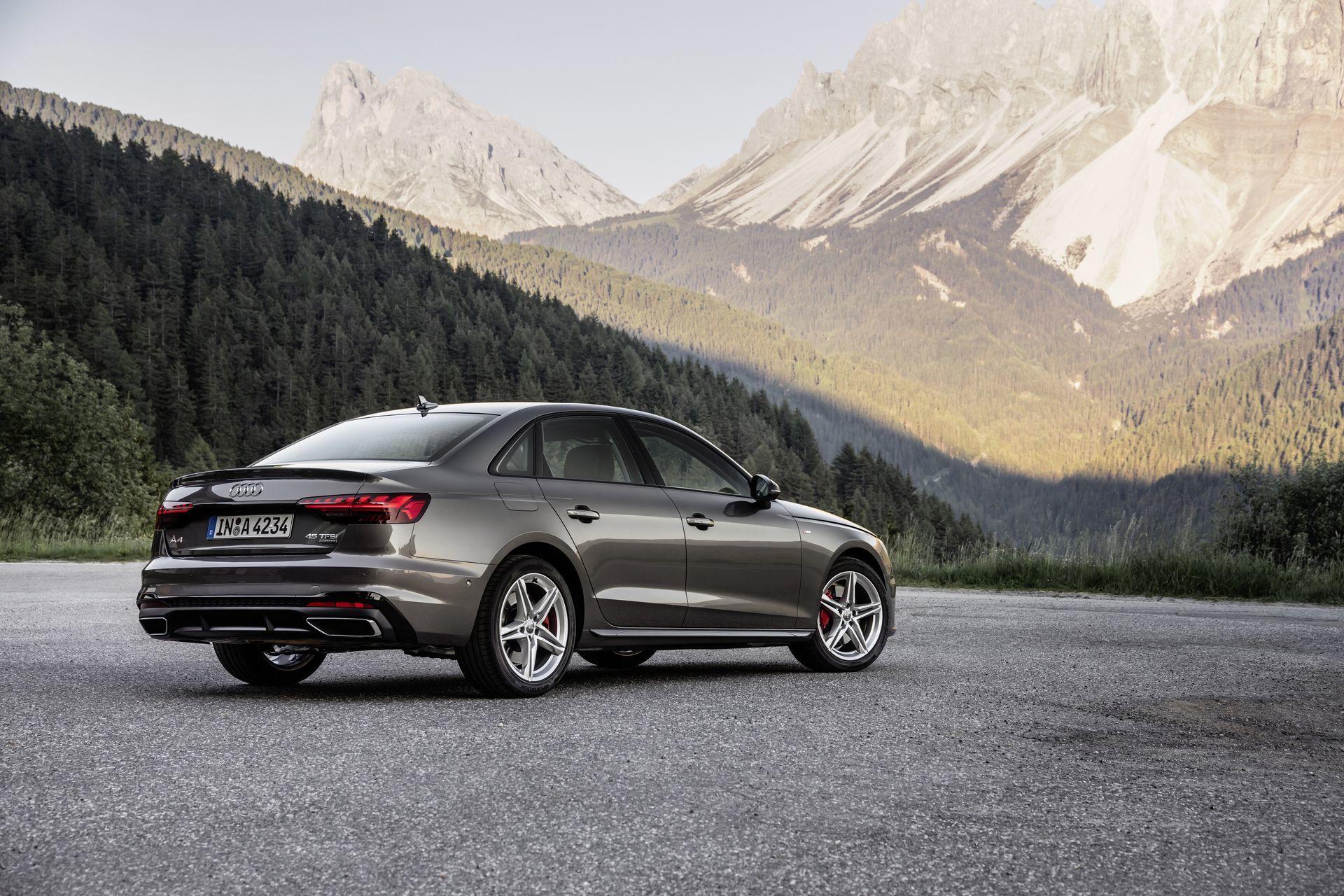 Prueba Audi A4 2019 8