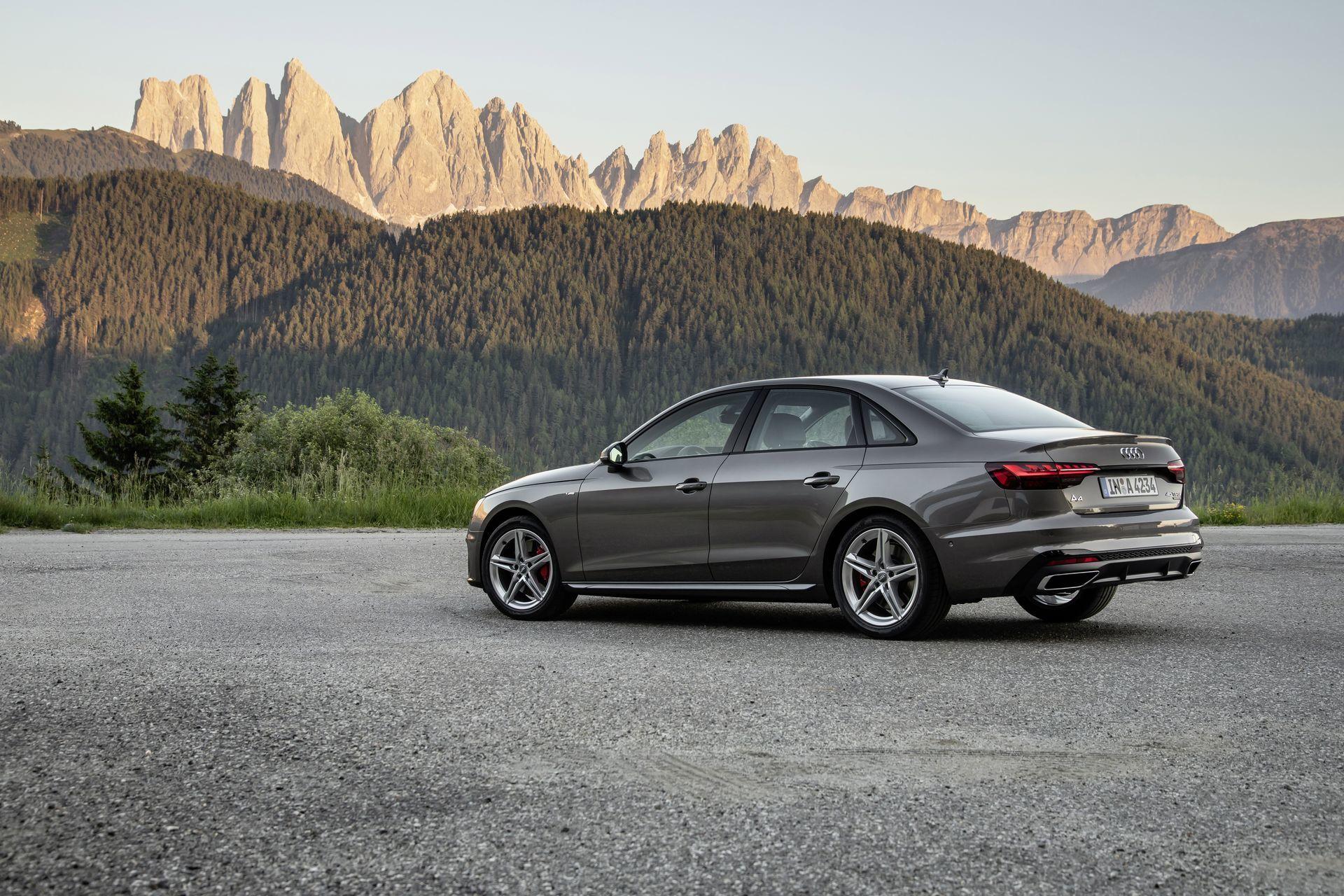 Prueba Audi A4 2019 9