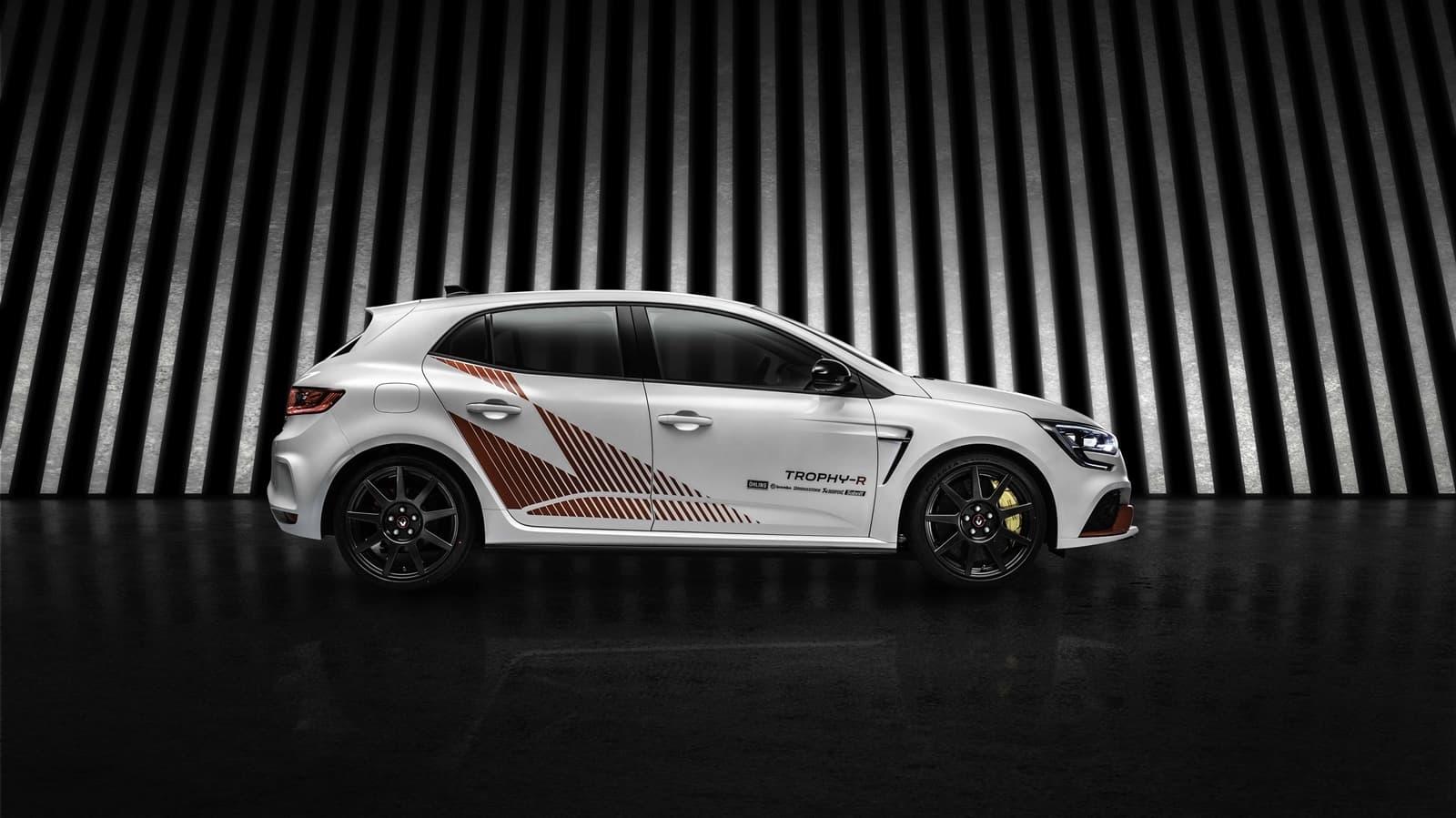 Renault Megane Rs Trophy R 0619 006