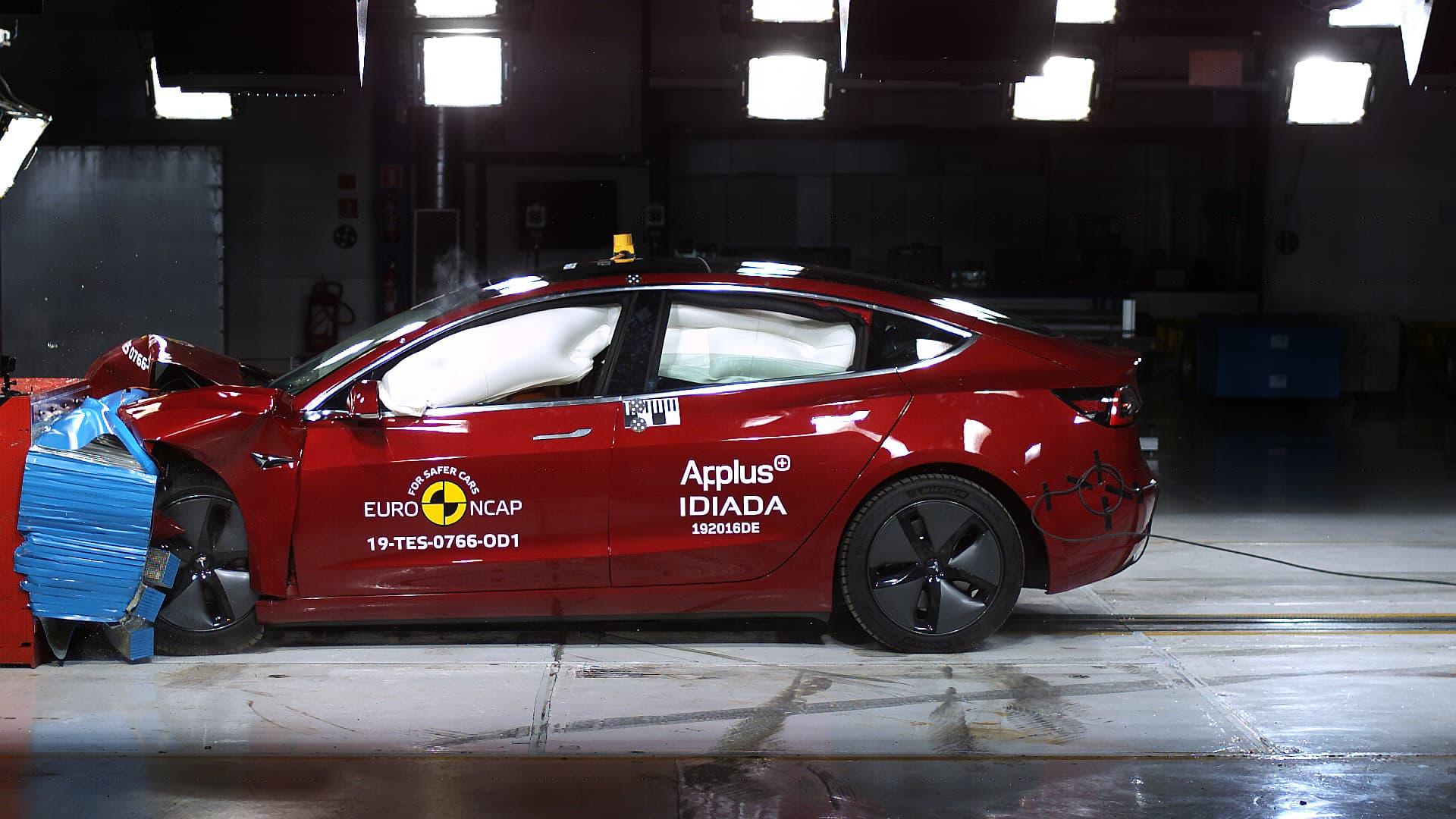 Tesla Model 3 Euroncap 0619 02