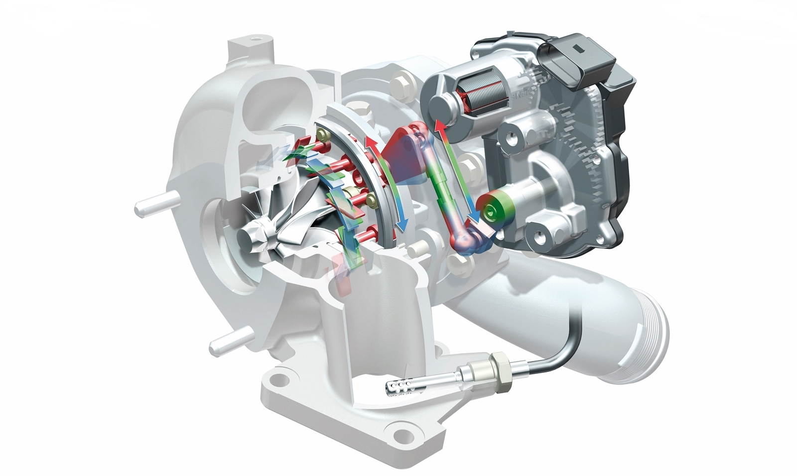Turbo Geometria Variable 0719 01001