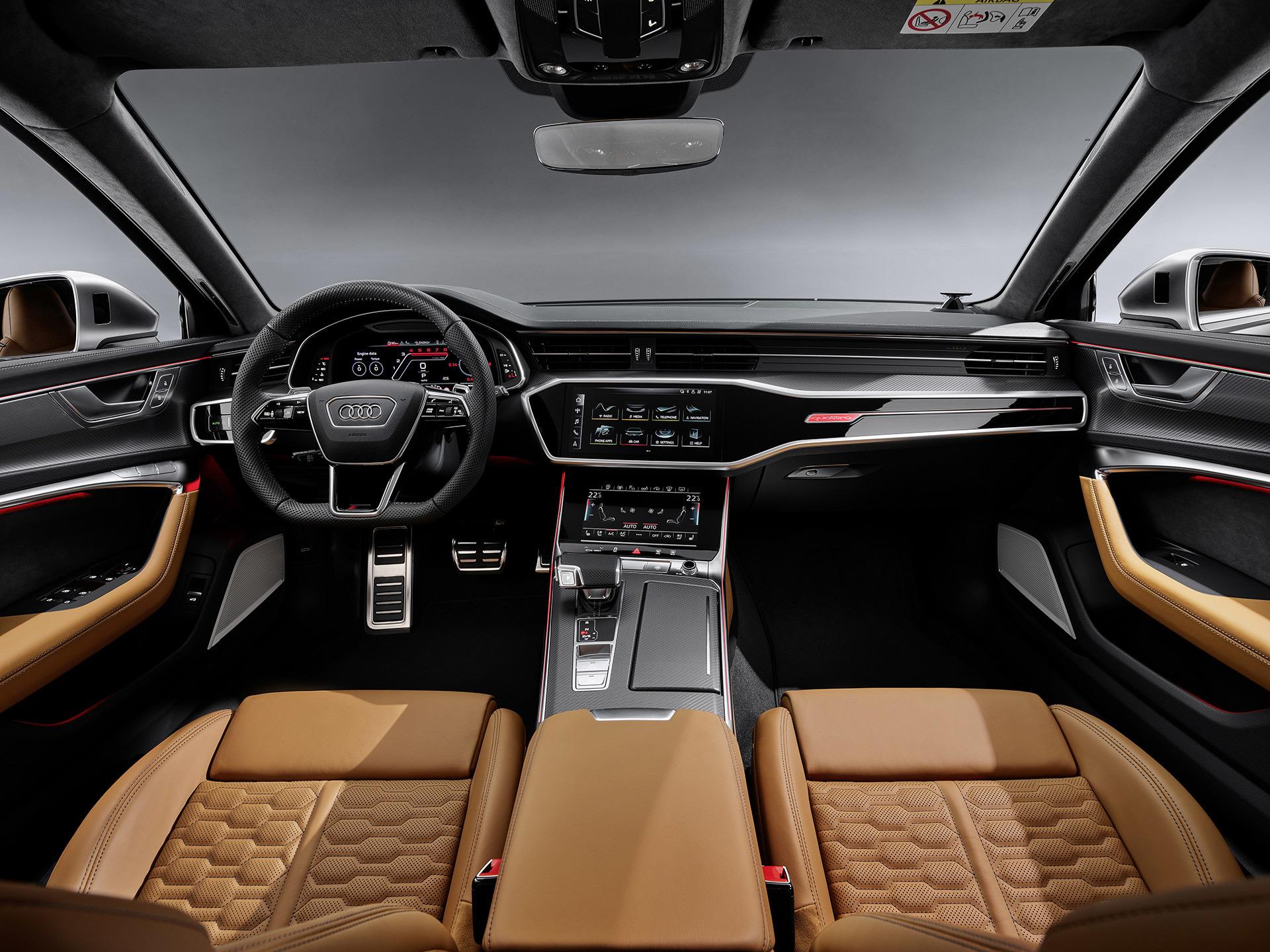 Audi Rs6 Avant 2020 6119 Rs6000005