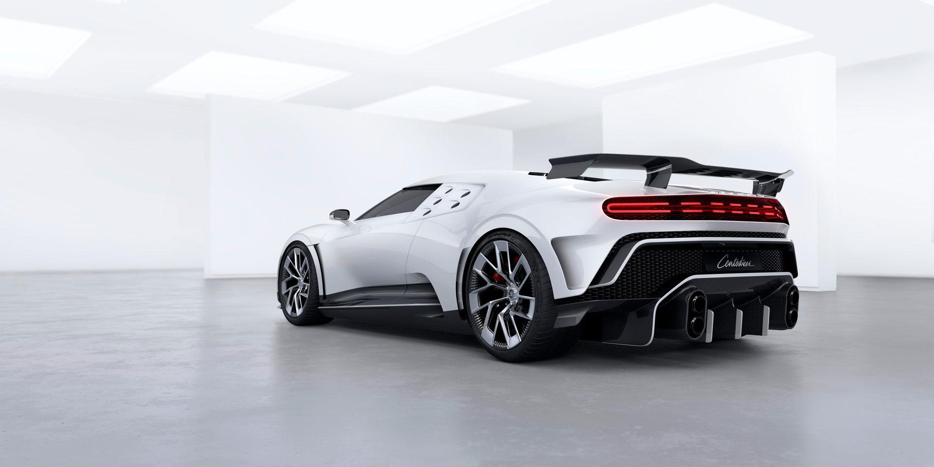 Bugatti Centodieci 11
