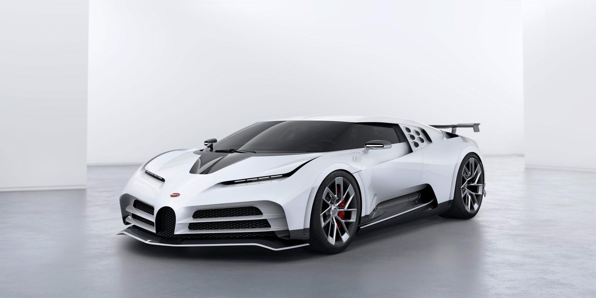 Bugatti Centodieci 9