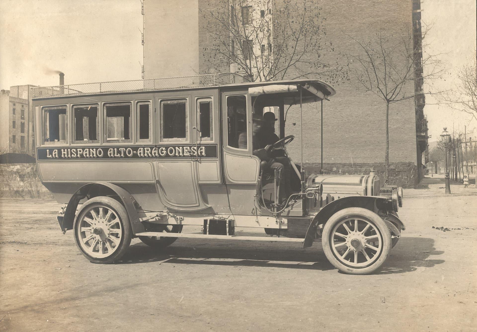 Hispano Suiza 25 30cv