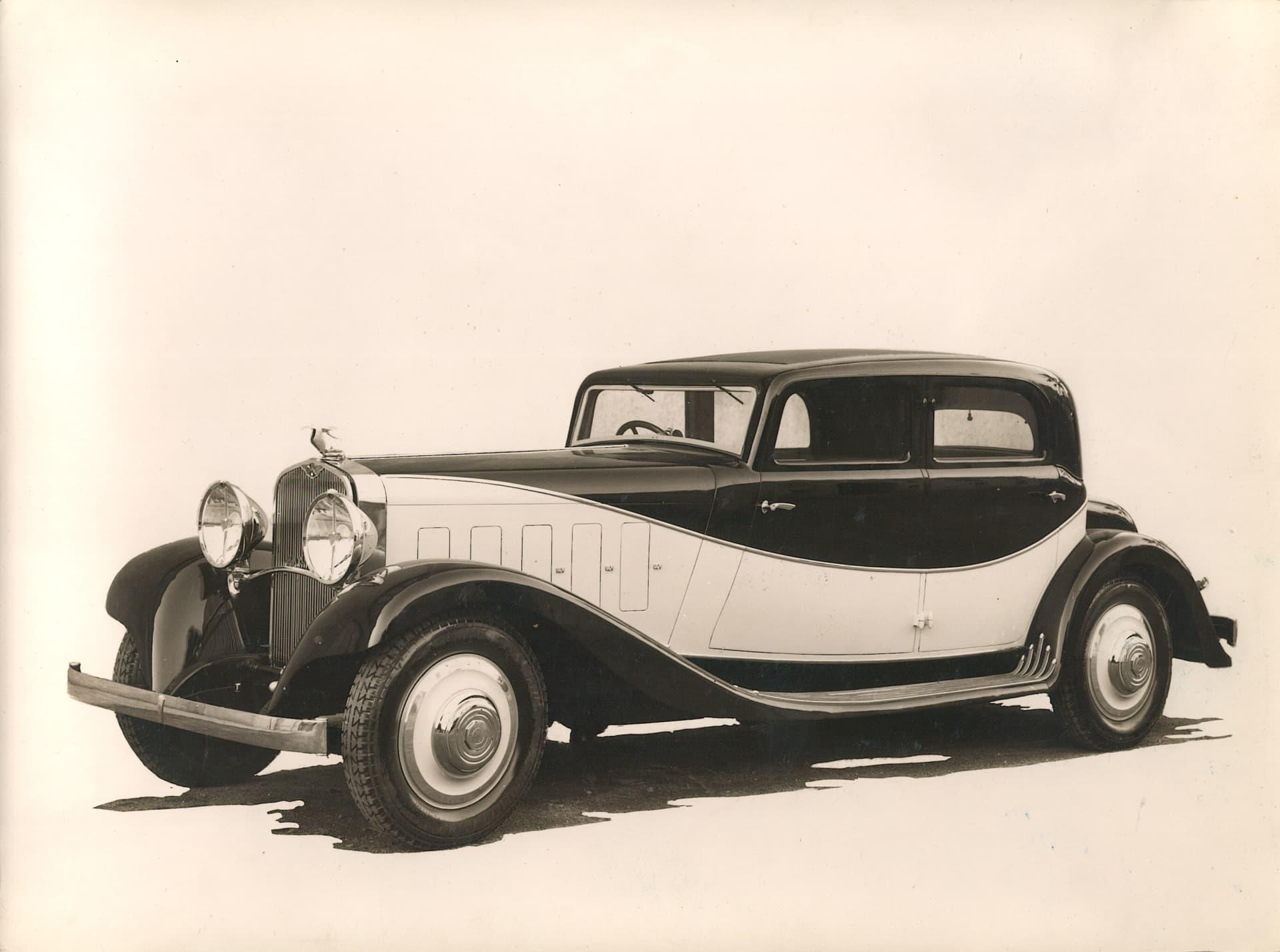 Hispano Suiza H6b