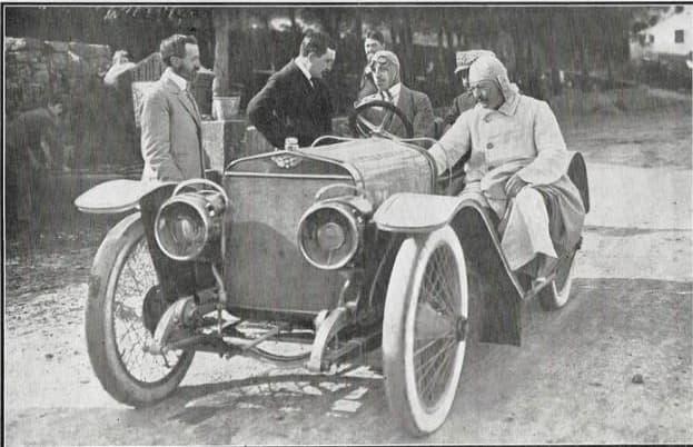 Hispano Suiza T45 Alfonso Xiii