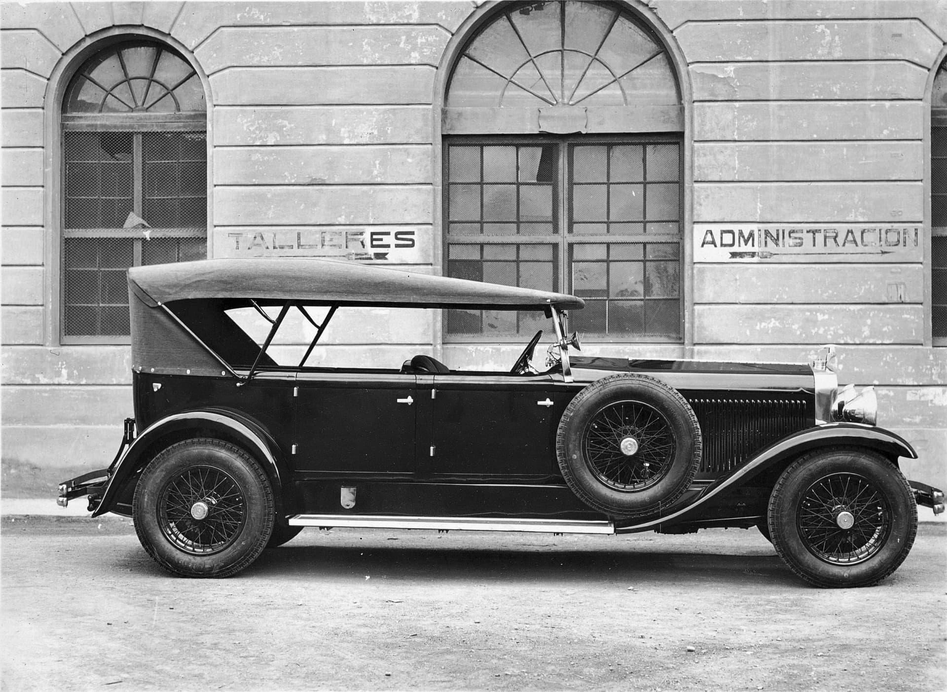 Hispano Suiza Torpedo