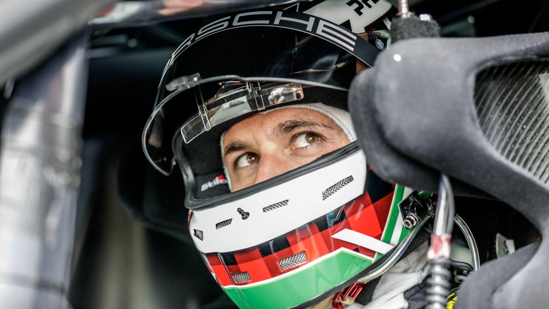 Porsche Taycan Nurburgring 5