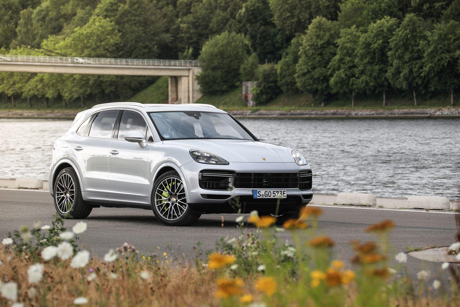 Prueba Porsche Cayenne Turbo S E Hybrid 20