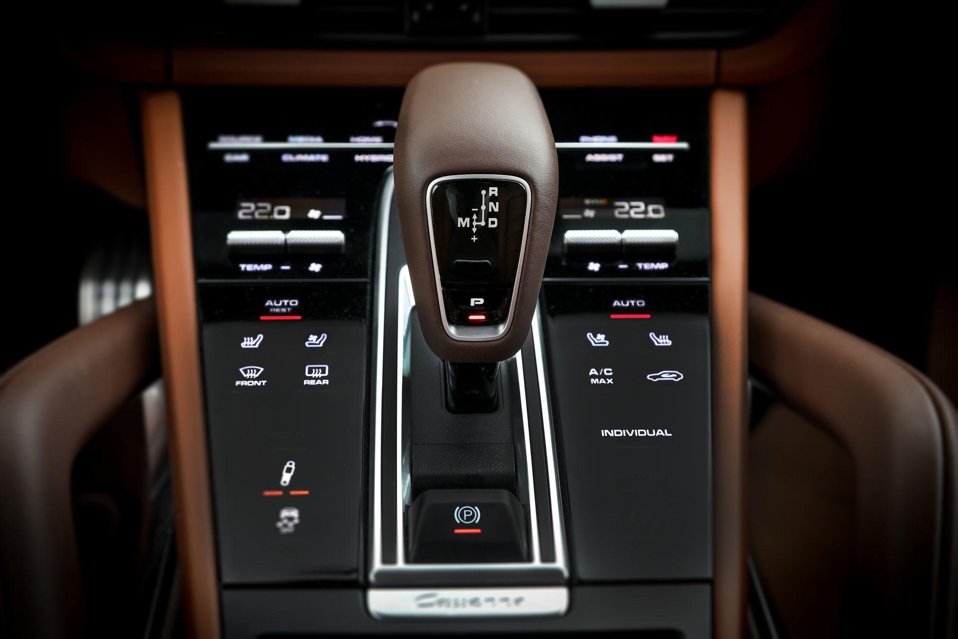 Prueba Porsche Cayenne Turbo S E Hybrid 22