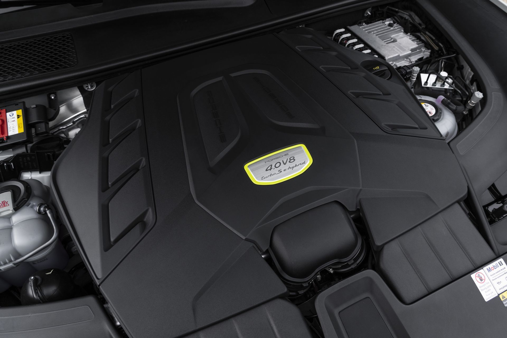 Prueba Porsche Cayenne Turbo S E Hybrid 33