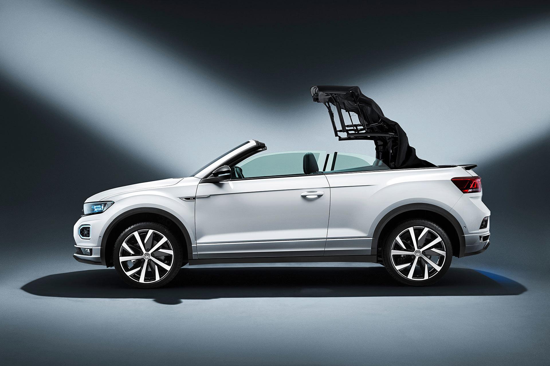 Volkswagen T Roc Cabrio 2020 Blanco 22
