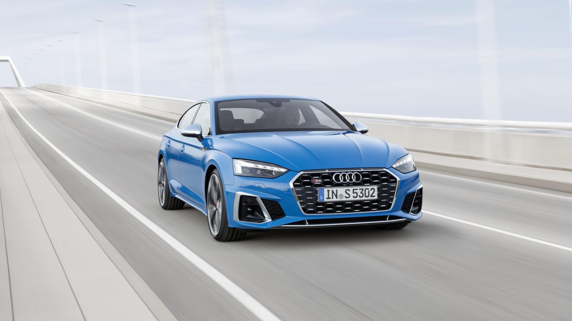 2020 Audi S5 Price