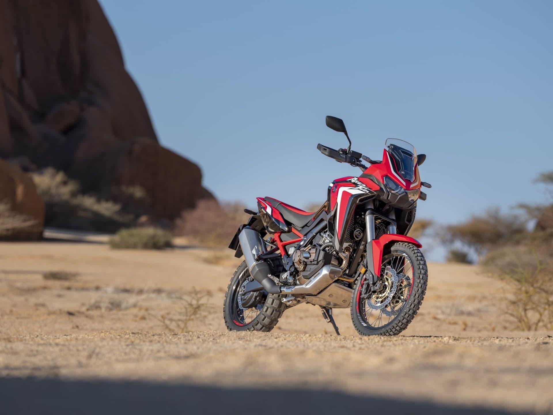 La Nueva Honda Crf1100l Africa Twin 2020 Ya Tiene Precio