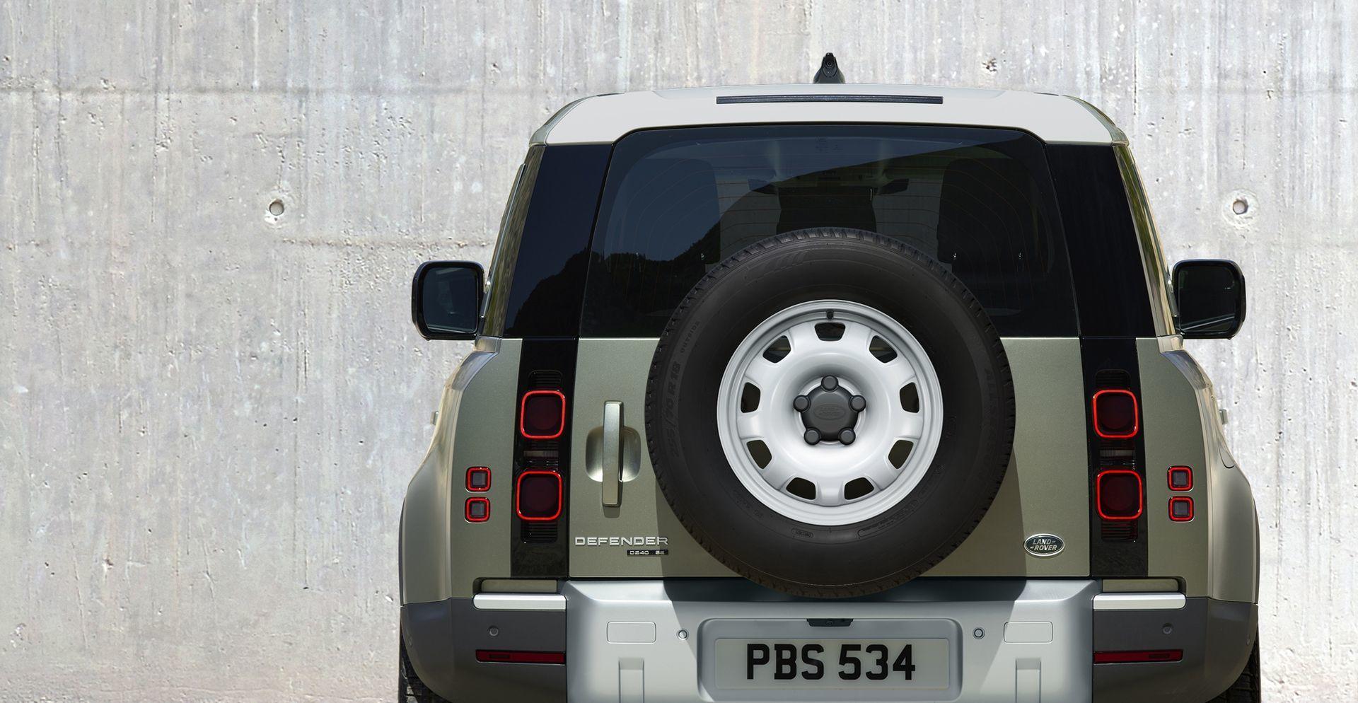Land Rover Defender 2020 176