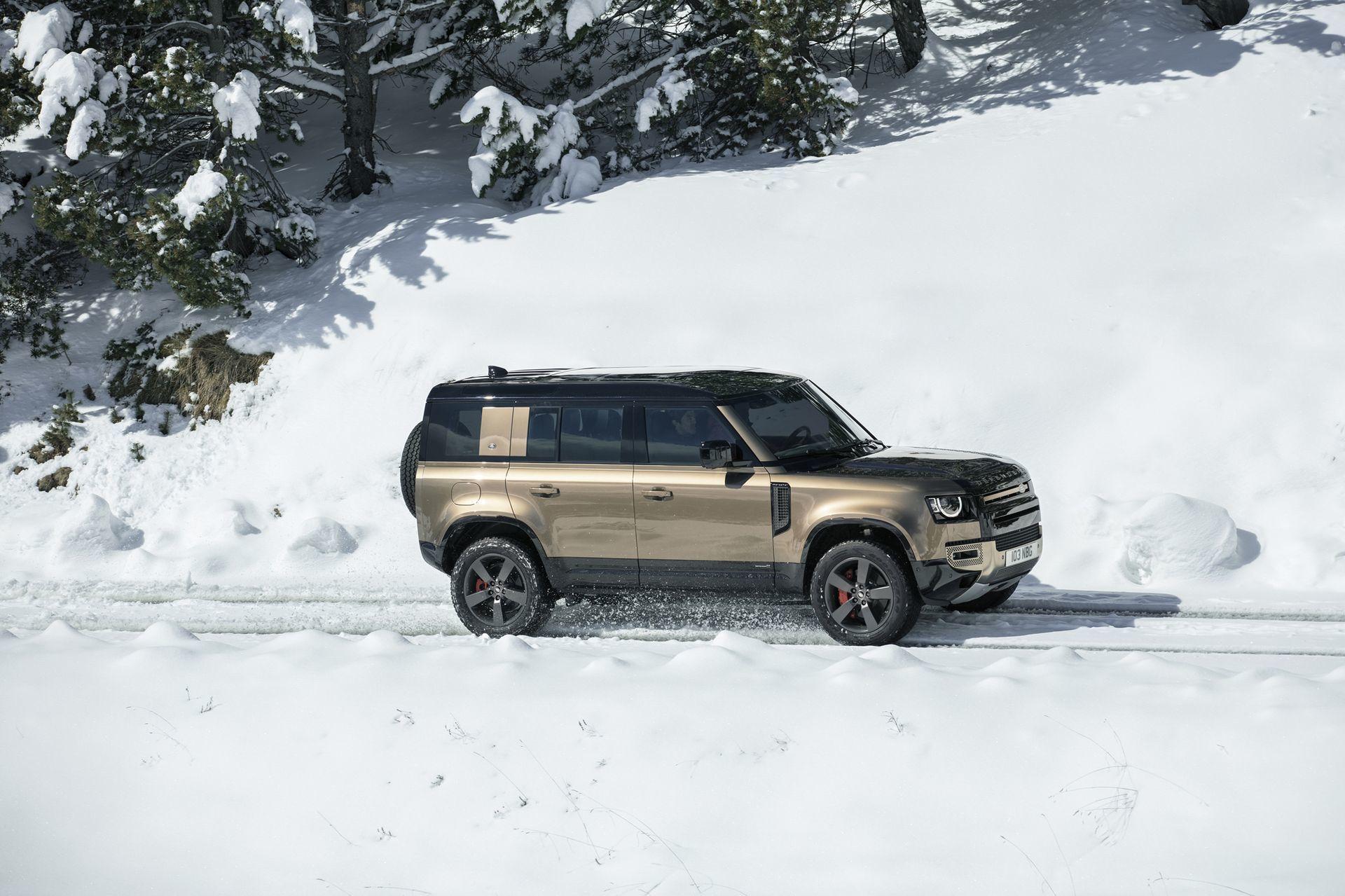 Land Rover Defender 2020 5