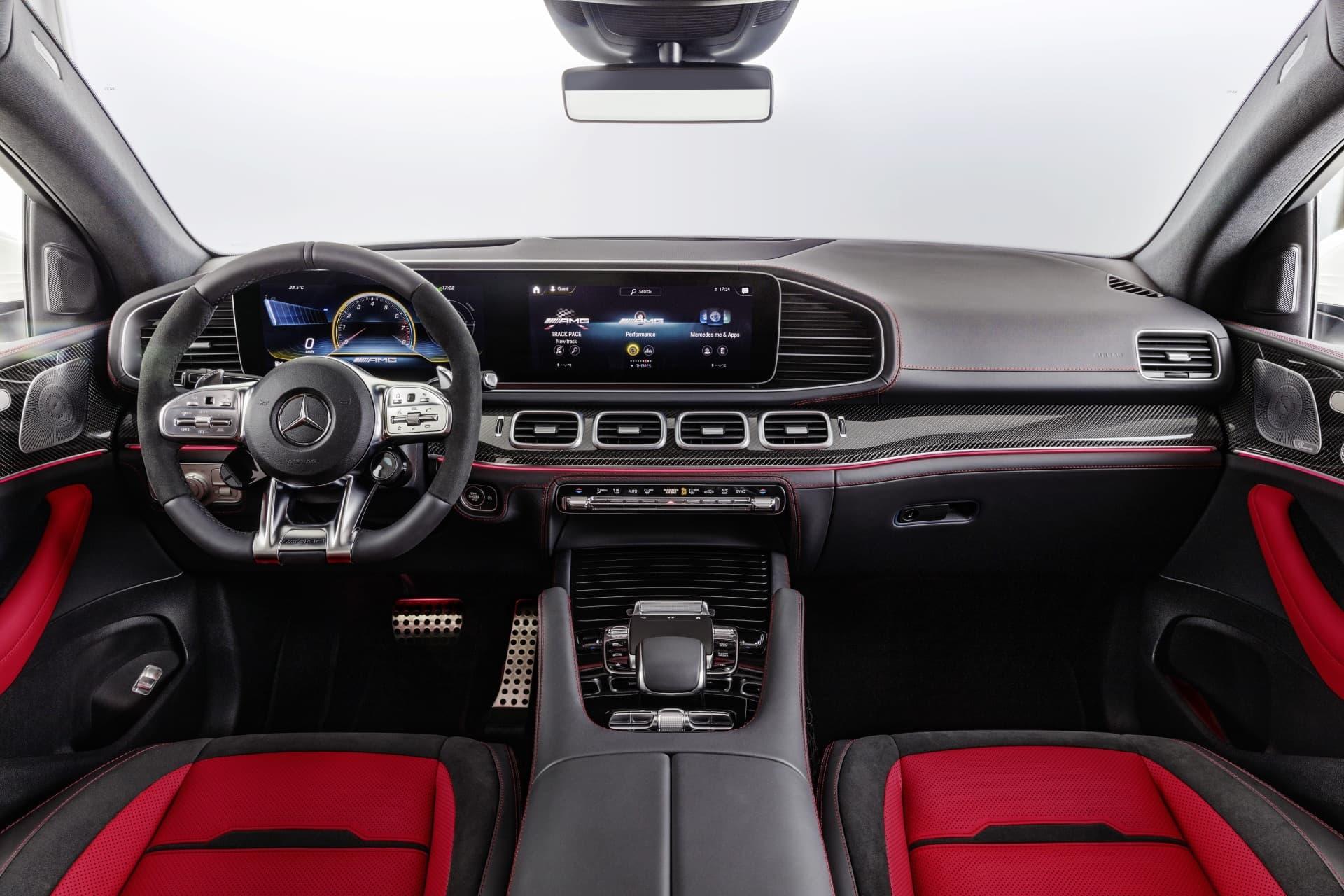 Mercedes Amg Gle 53 4matic+ Coupé, 2019 Mercedes Amg Gle 53 4matic+ Coupé, 2019
