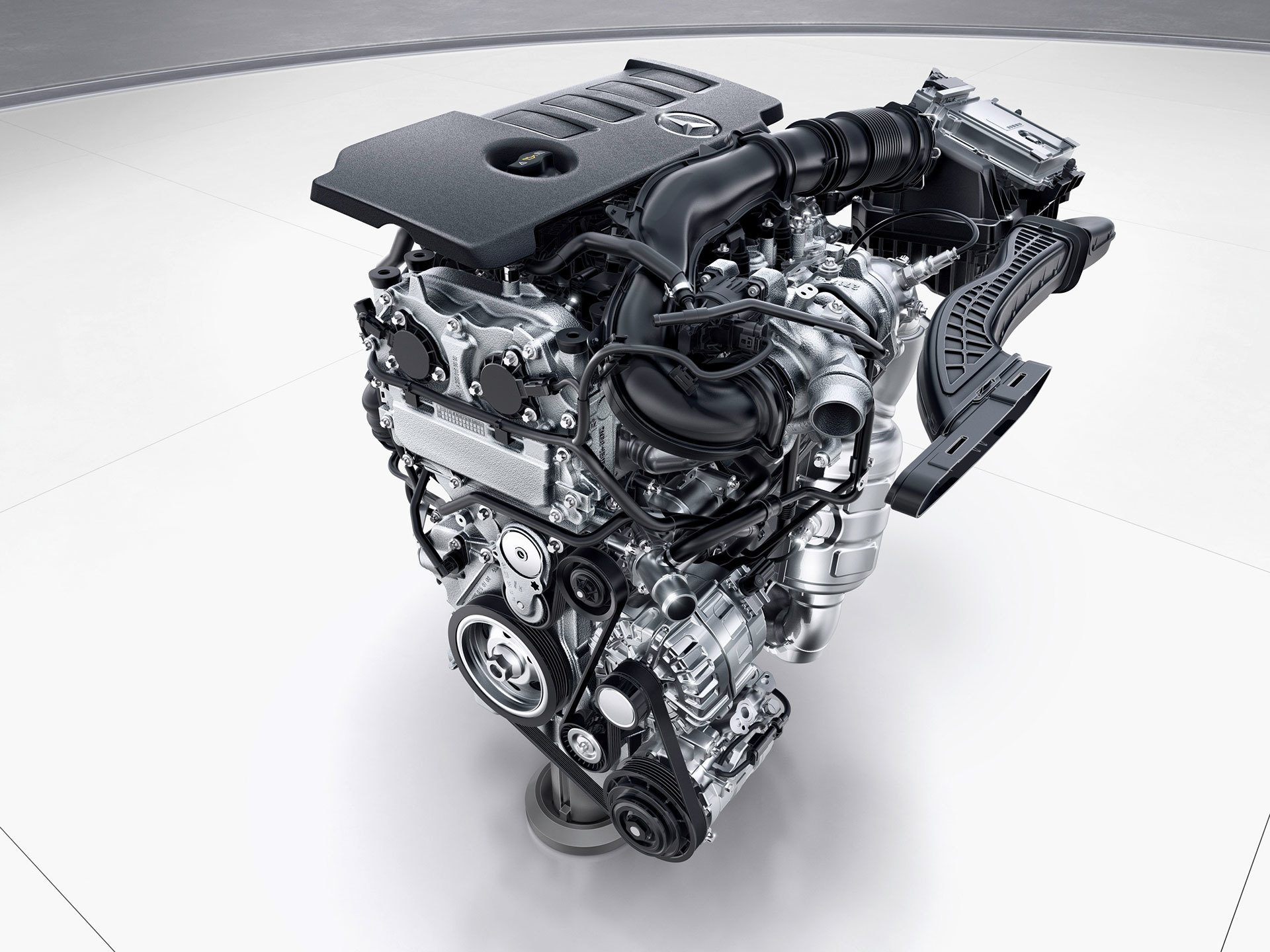 Motor Mercedes Detiene Diesel Gasolina 2