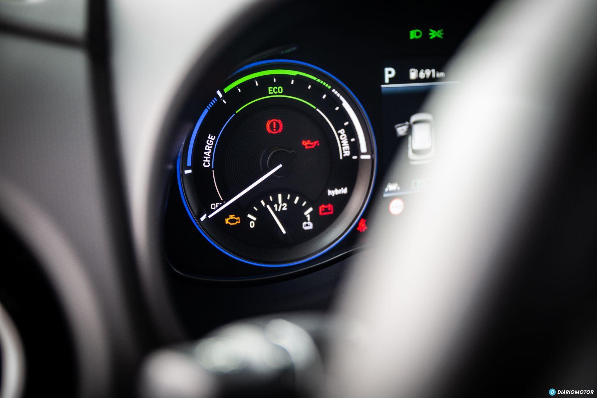 Prueba Hyundai Kona Hybrid 11