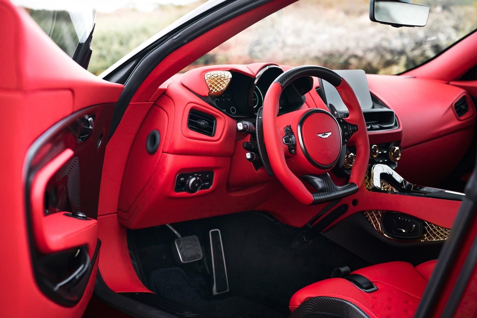 Aston Martin Dbs Gt Zagato Una Nueva Leyenda Con 760 Cv Y Solo 19 Unidades Diariomotor